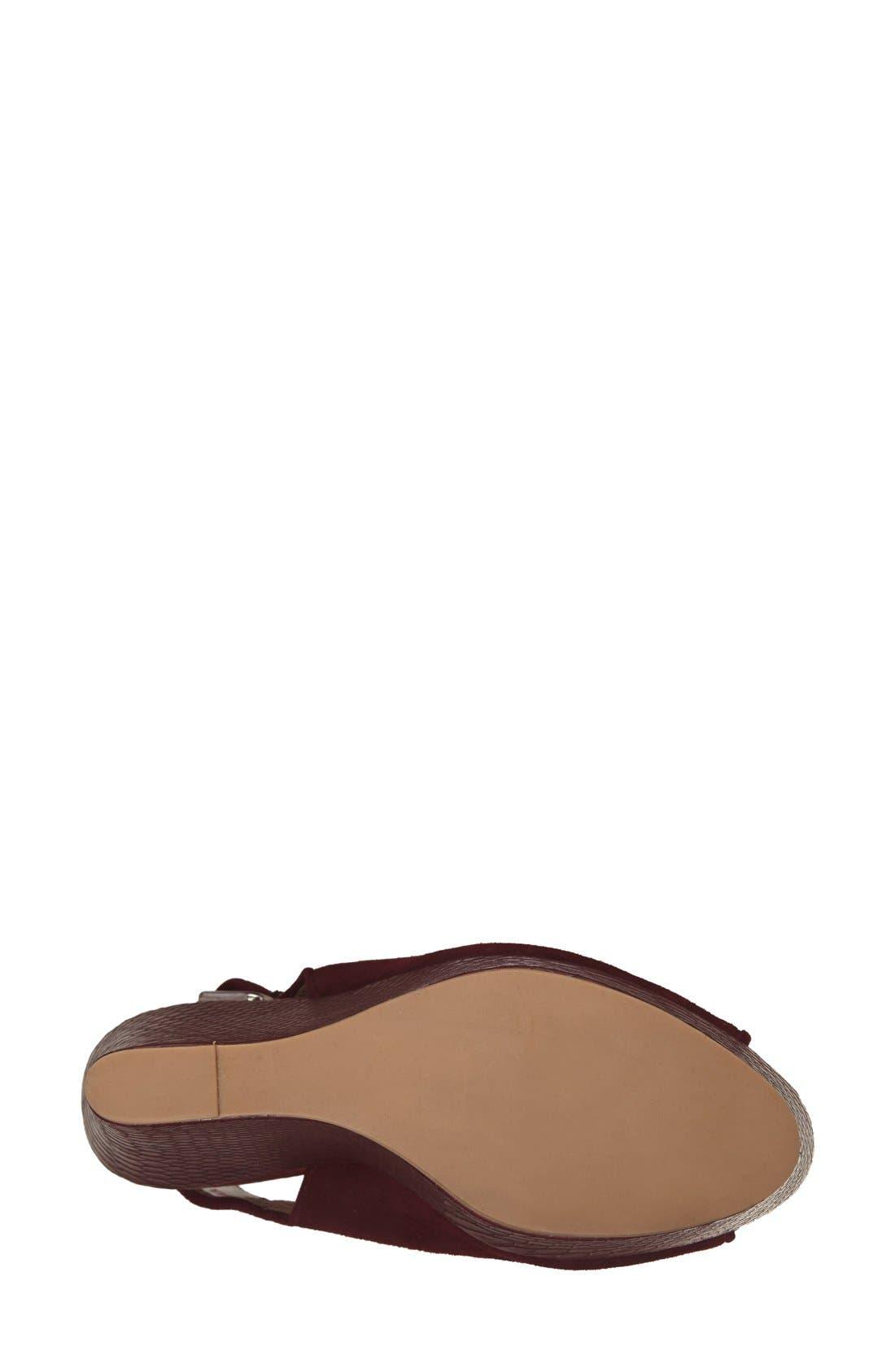 Alternate Image 4  - Jeffrey Campbell 'Dexter' Wedge Sandal (Women)