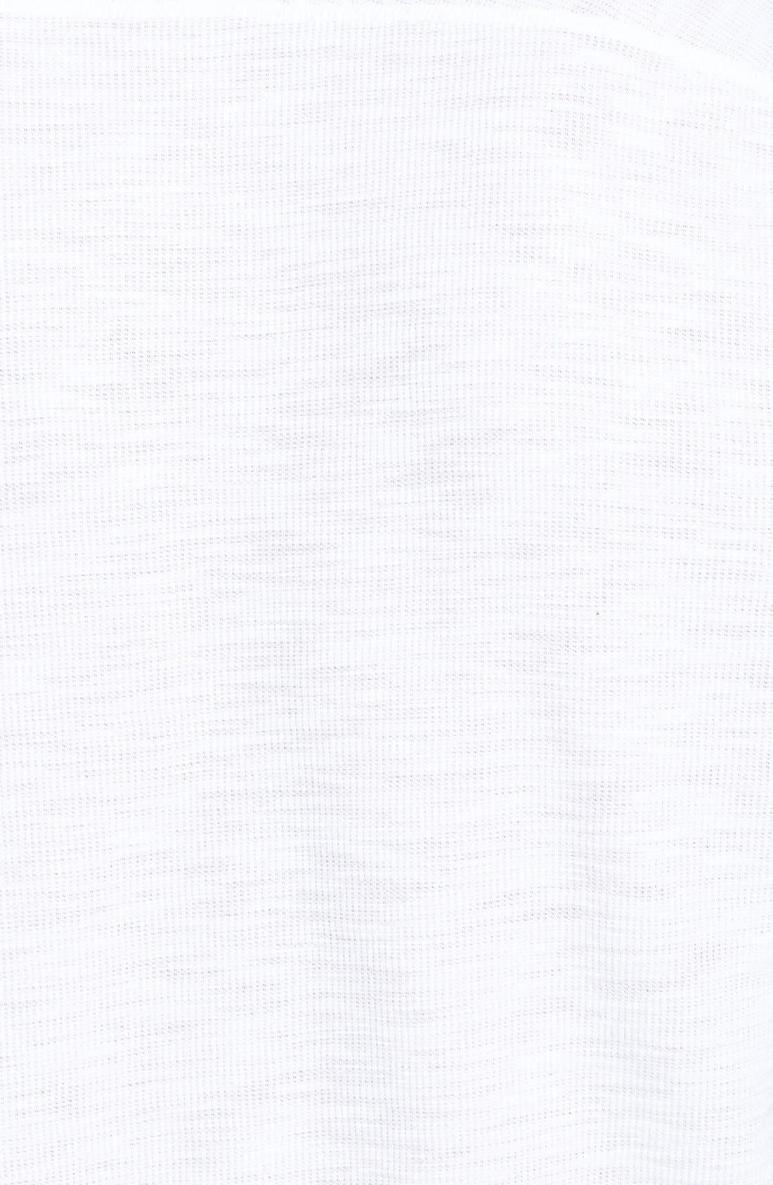 Alternate Image 3  - Vince Slubbed Thermal T-Shirt