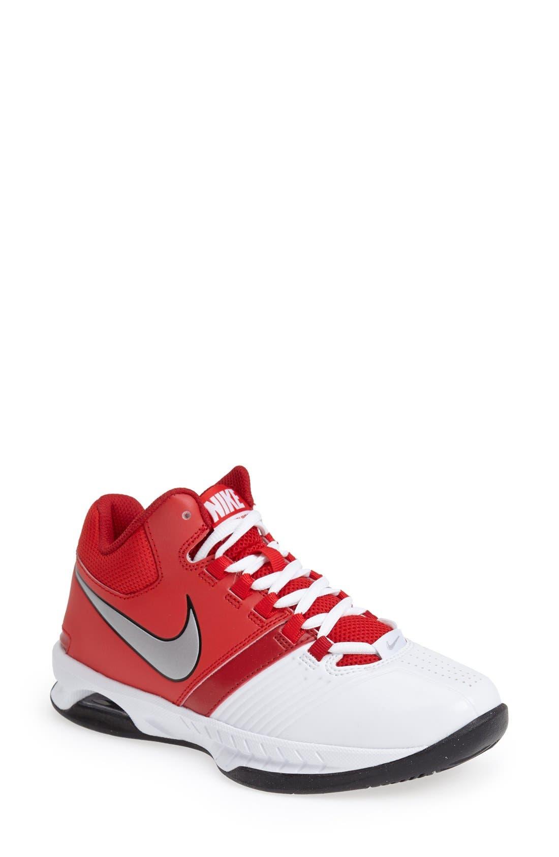 Main Image - Nike 'Air Visi Pro V' Basketball Shoe (Women)