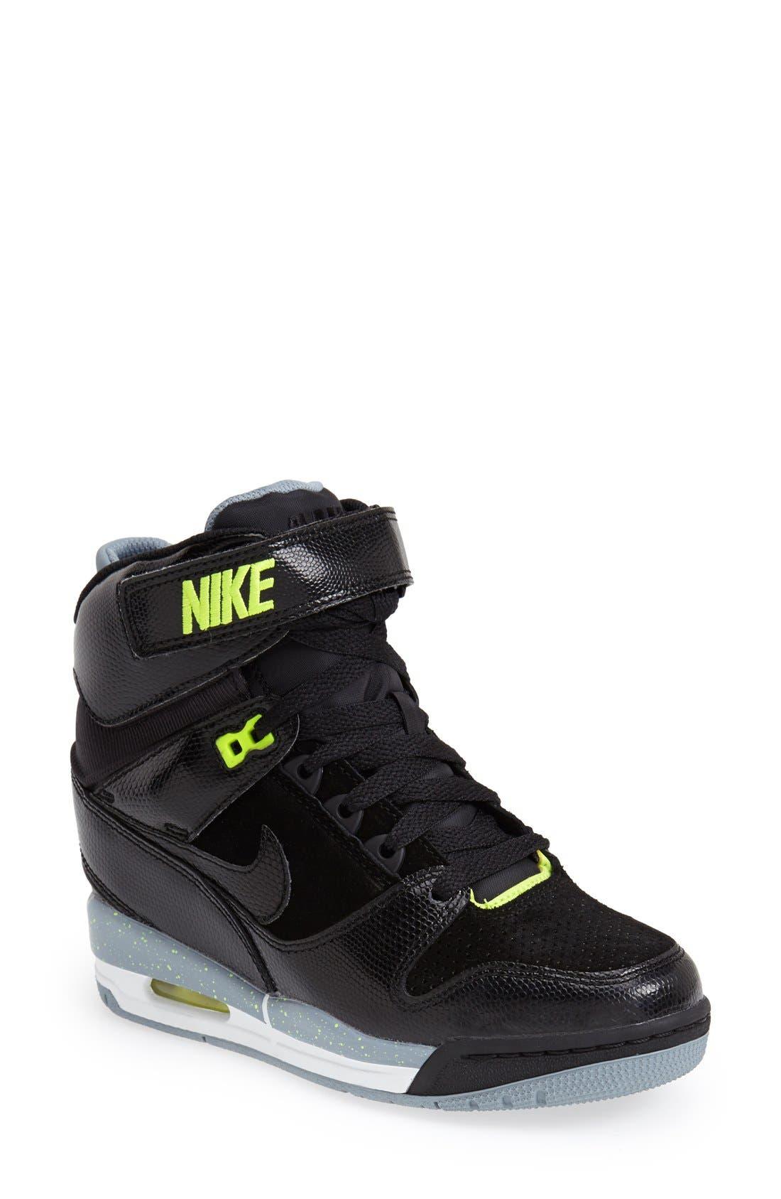 Alternate Image 1 Selected - Nike 'Air Revolution Sky Hi' Sneaker (Women)