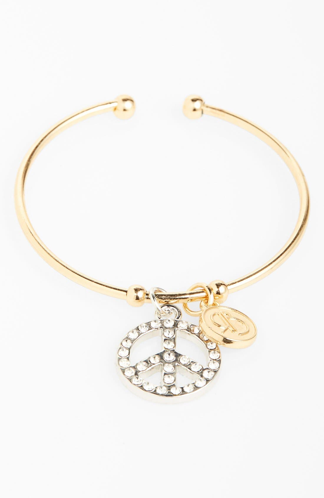 Main Image - Rolf Bleu 'Madison - Peace' Bracelet