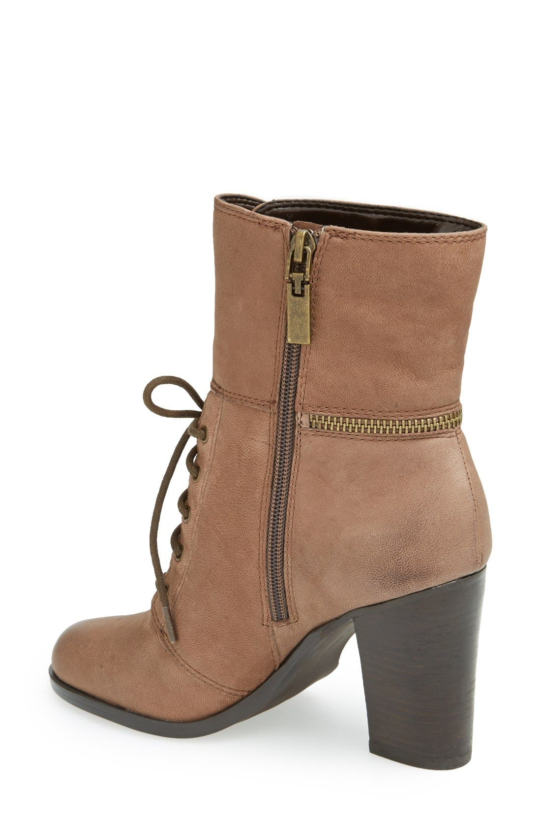 Alternate Image 2  - T Tahari 'Farah' Leather Bootie (Women)