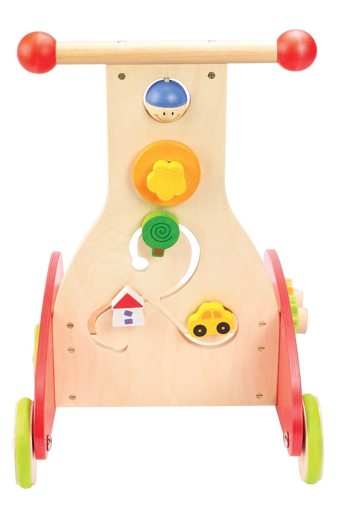 HAPE 'Wonder Walker' Push-Pull Toy