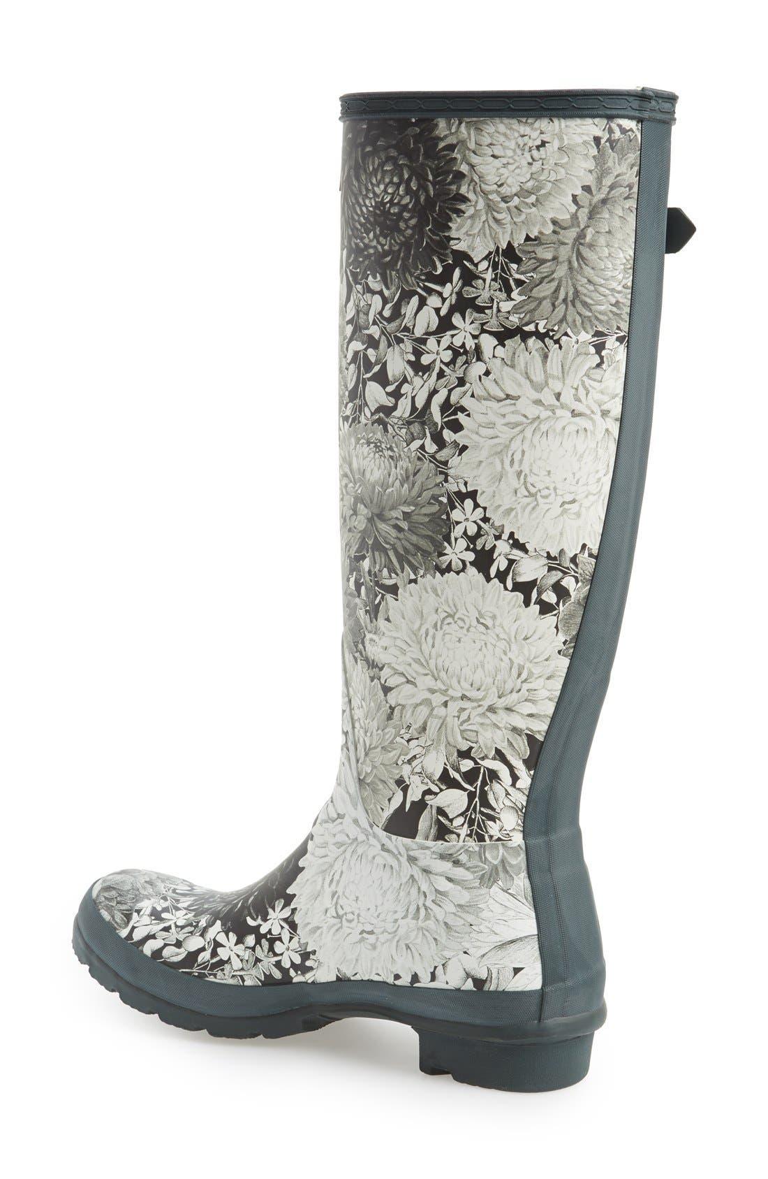 Alternate Image 2  - Hunter 'Original Tall' Rain Boot (Women)