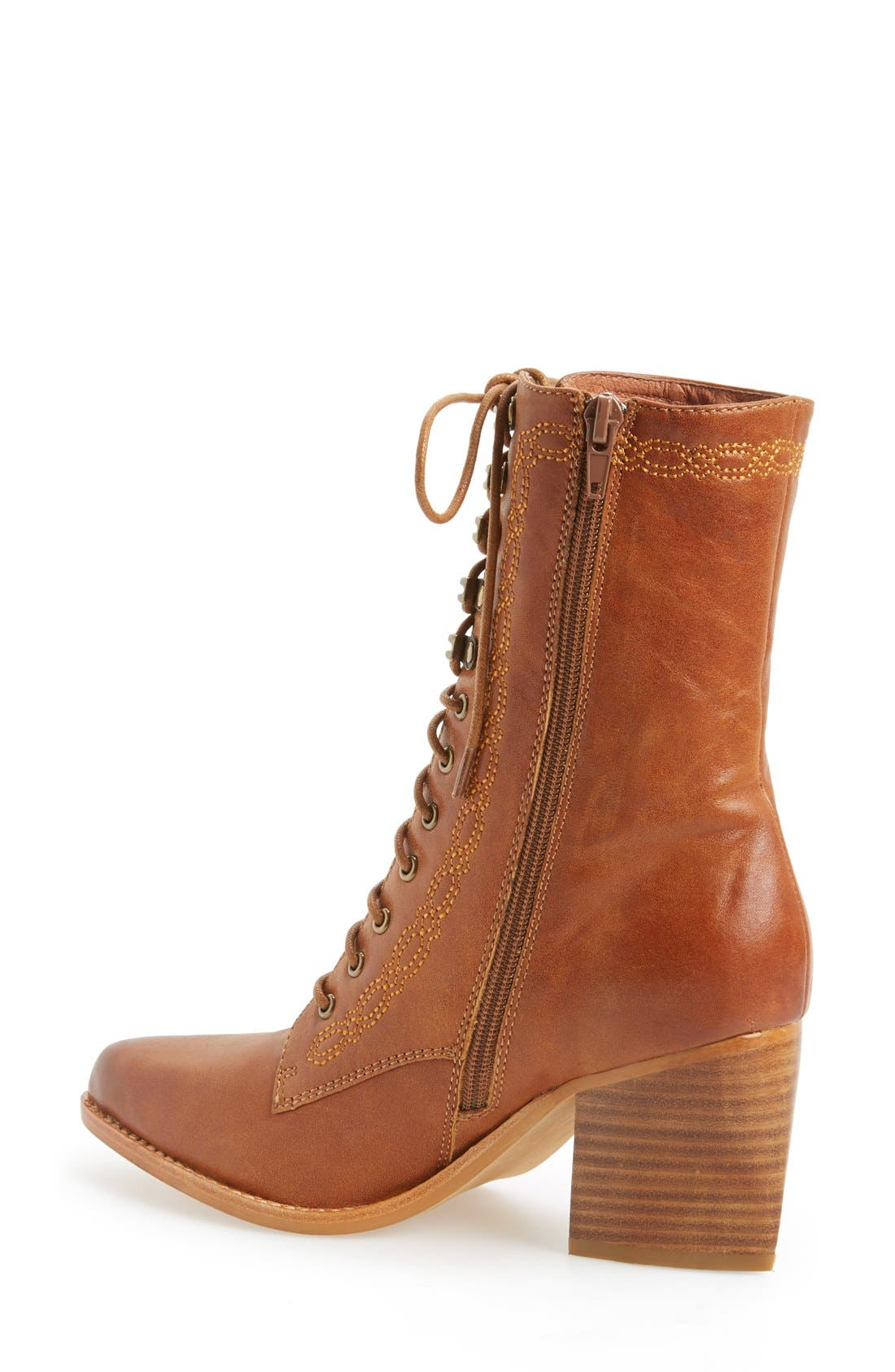 Alternate Image 2  - Jeffrey Campbell 'Boothe' Leather Boot (Women)