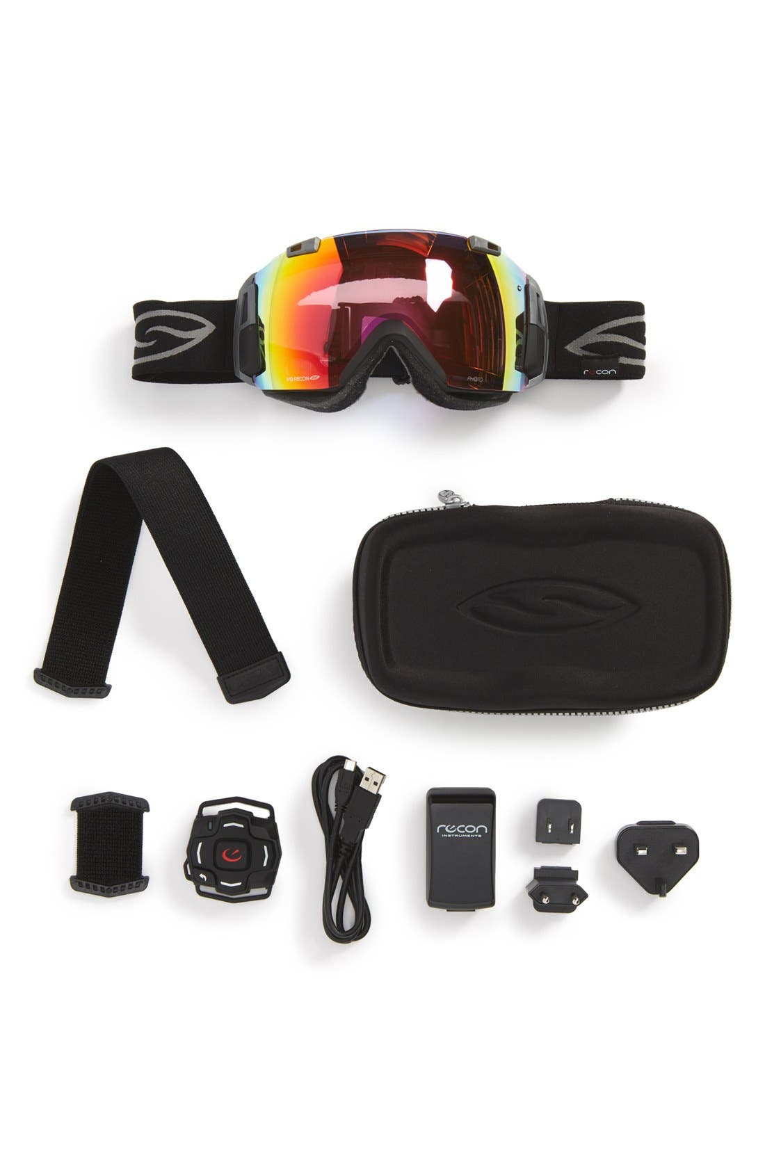 Alternate Image 2  - Smith 'Sport IO - Recon' Snow Goggles