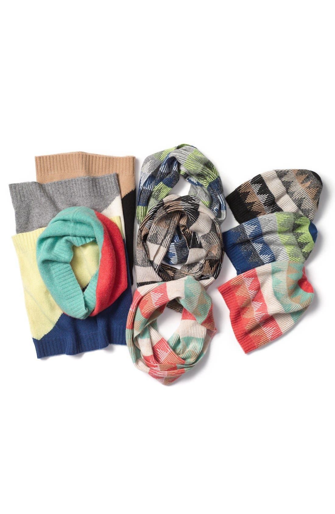 Alternate Image 3  - Made of Me Cashmere Infinity Scarf