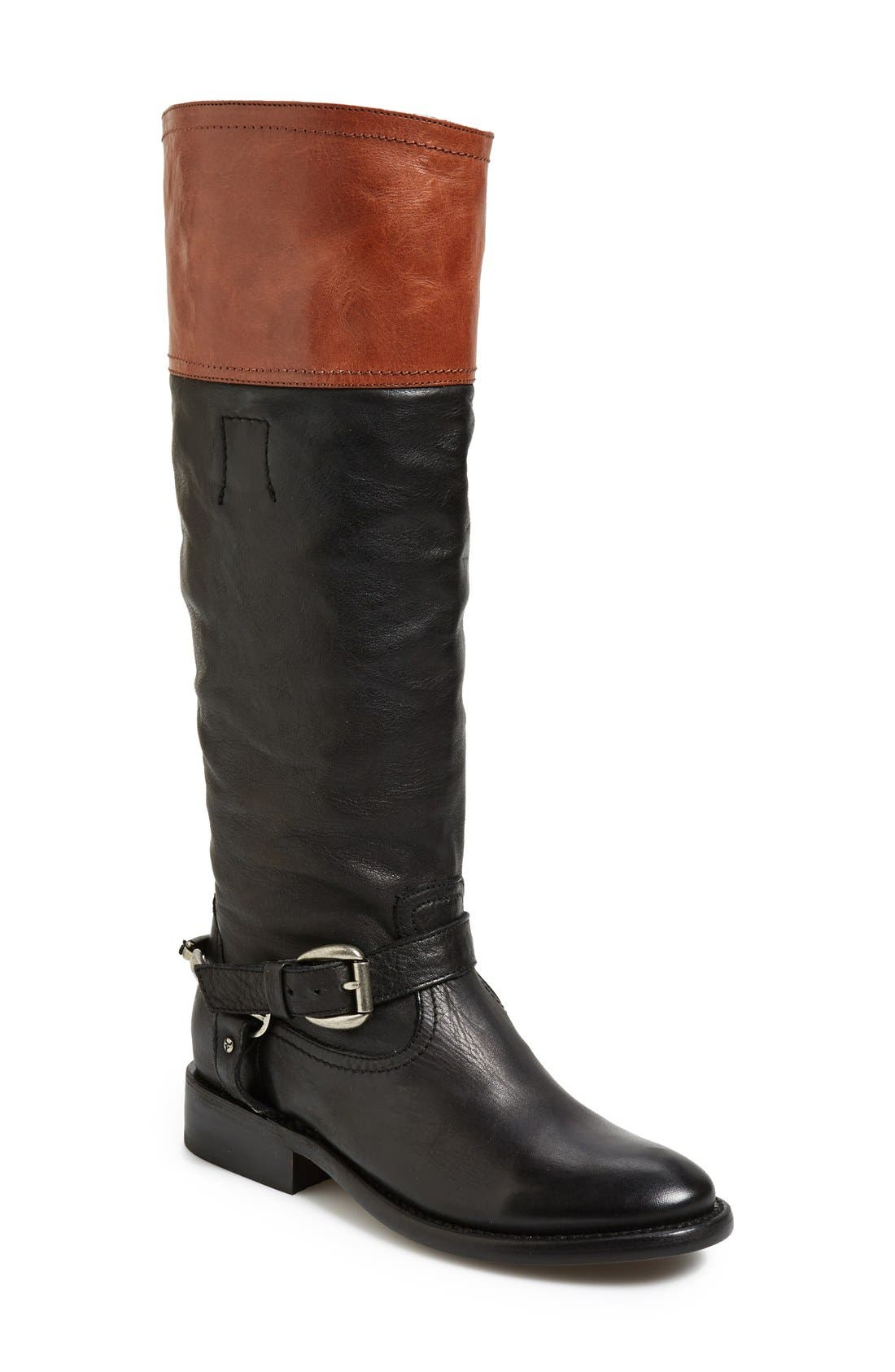 Alternate Image 1 Selected - Trask 'Addison' Riding Boot (Women)
