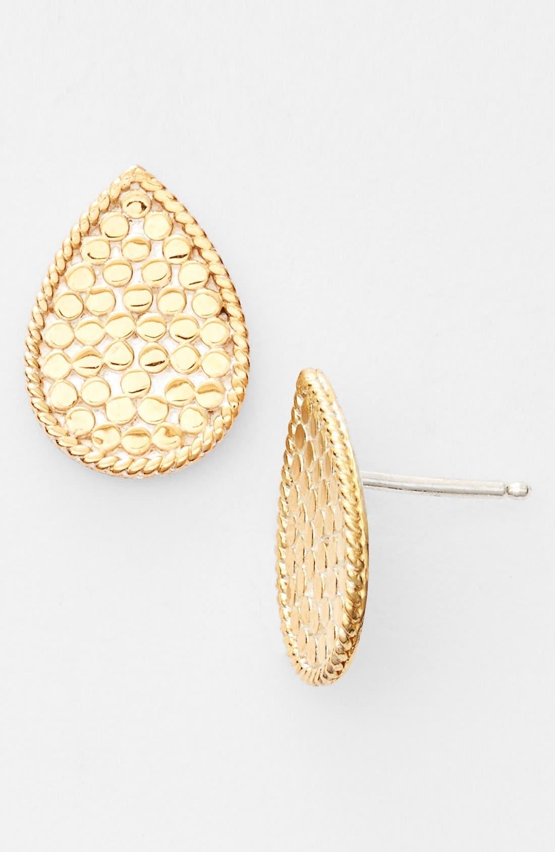Alternate Image 1 Selected - Anna Beck 'Gili' Boxed Stud Earrings