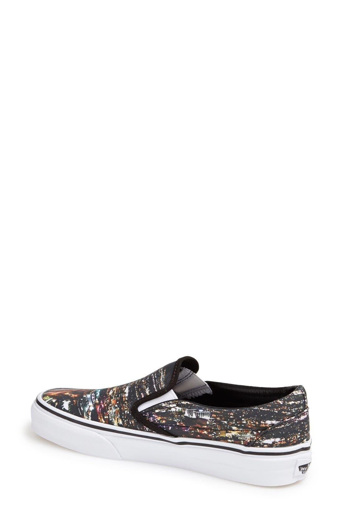 Alternate Image 2  - Vans Slip-On Sneaker (Women)