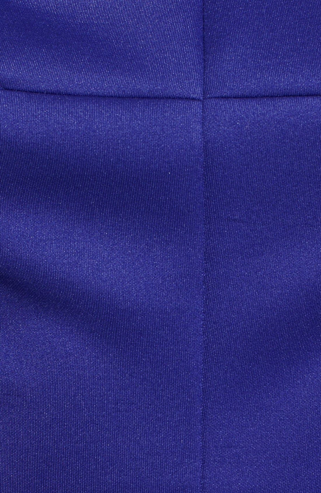 Alternate Image 3  - Milly Seamed Detail Shift Dress