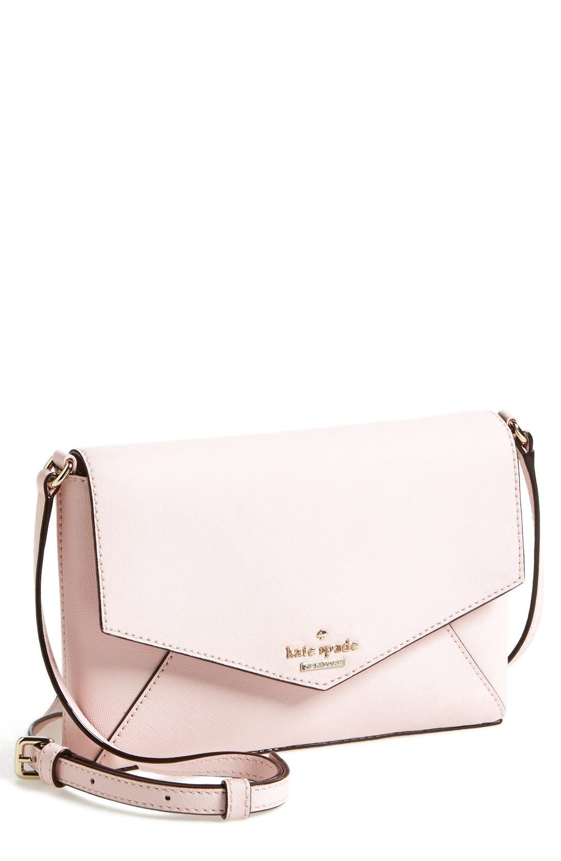 Main Image - kate spade new york 'cedar street - large monday' crossbody bag