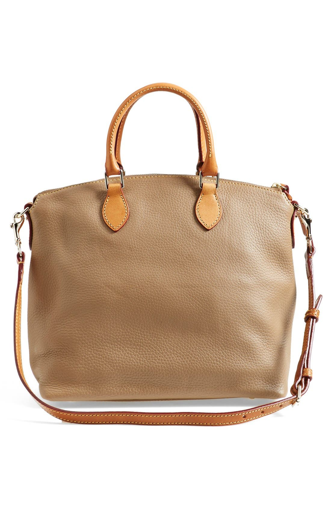 Alternate Image 4  - Dooney & Bourke 'Dillen' Zip Pocket Satchel (Online Only)