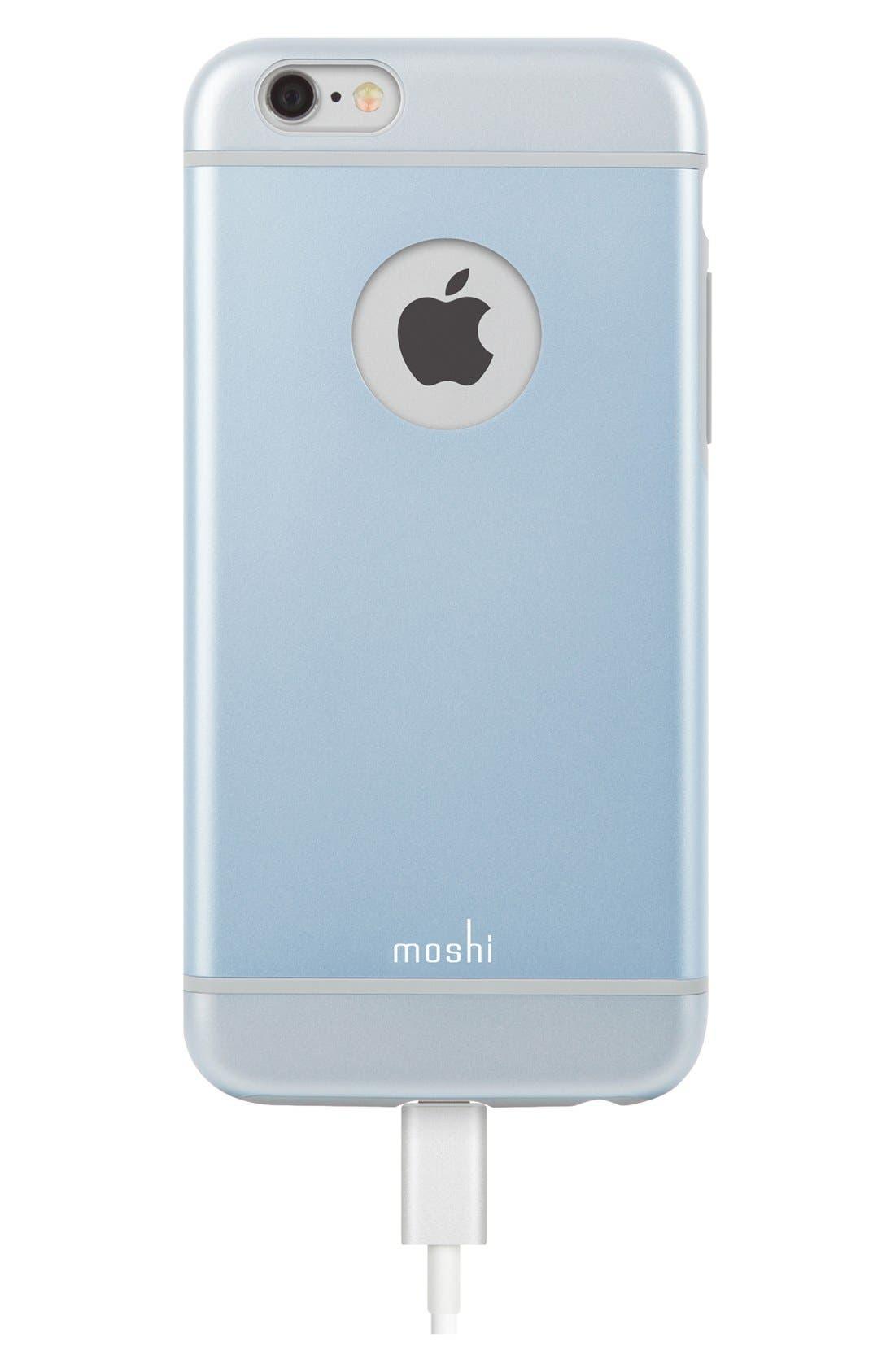 Alternate Image 3  - Moshi 'iGlaze' iPhone 6 & 6s Case