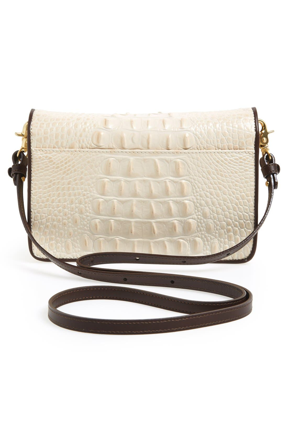 Alternate Image 4  - Brahmin 'Hudson' Convertible Crossbody Bag