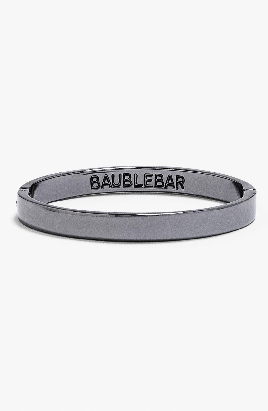 Alternate Image 5  - BaubleBar 'Classic: Evening Bracelet Stack' Bangle Gift Set
