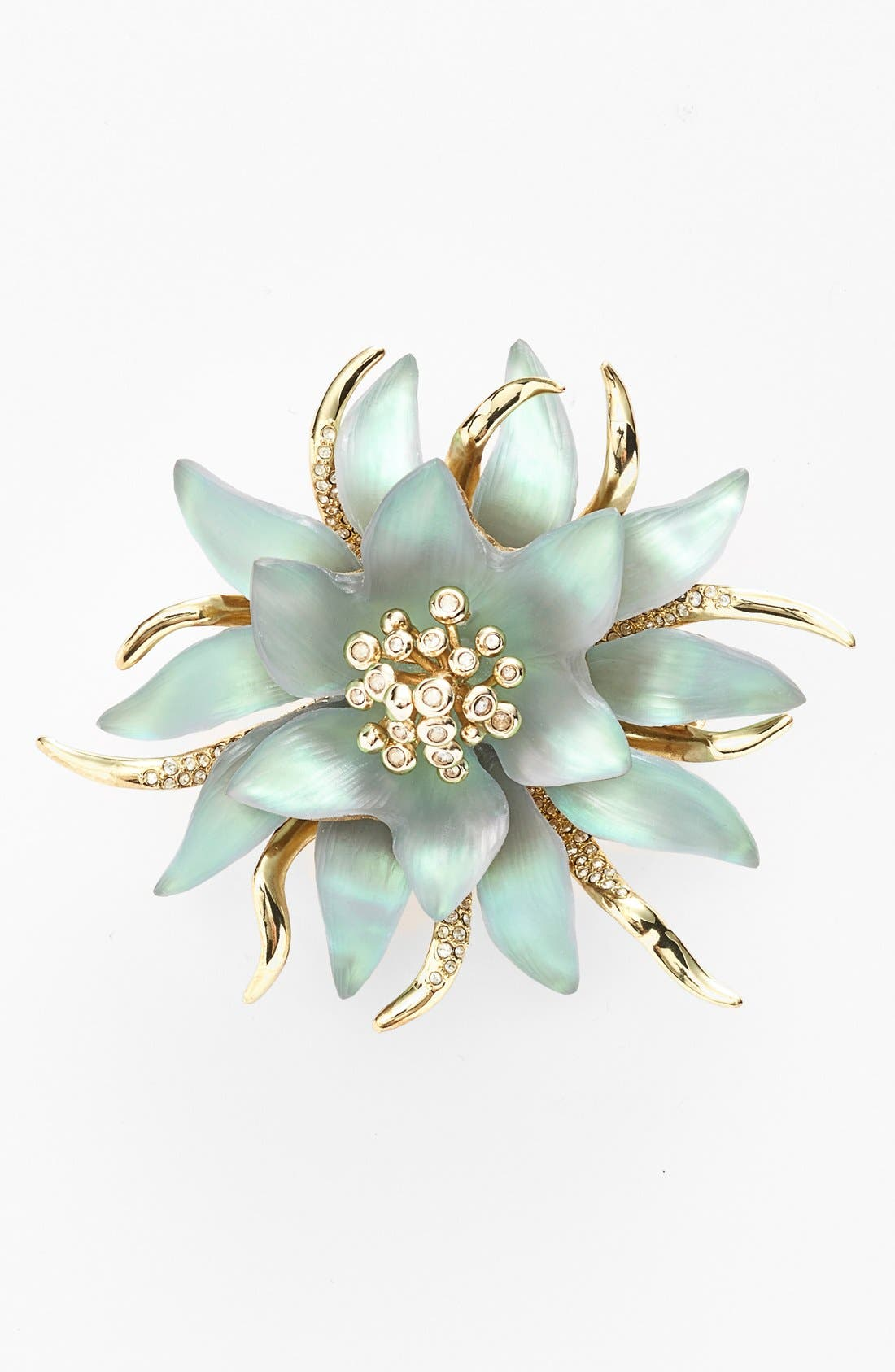 Main Image - Alexis Bittar 'Lucite®' Flower Statement Pin