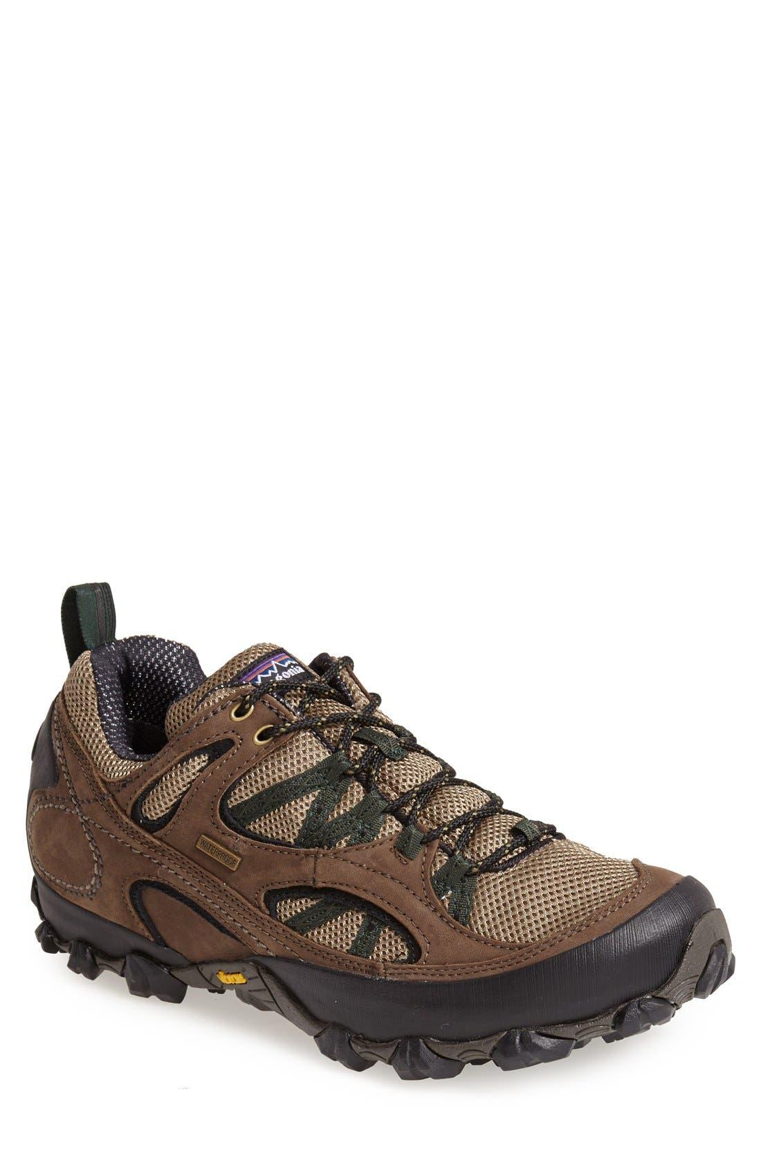 Main Image - Patagonia 'Drifter A/C' Waterproof Hiking Shoe (Men)