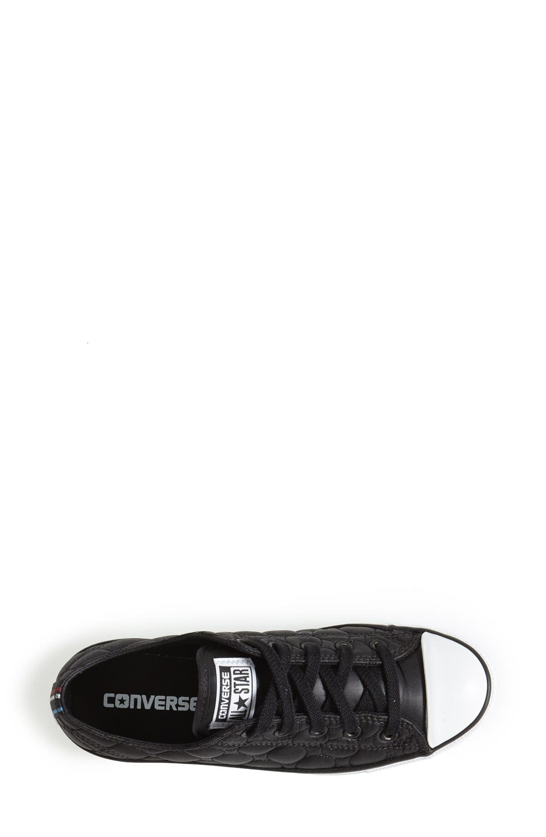 Alternate Image 3  - Converse Chuck Taylor® All Star® 'Dainty' Quilted Sneaker (Women)