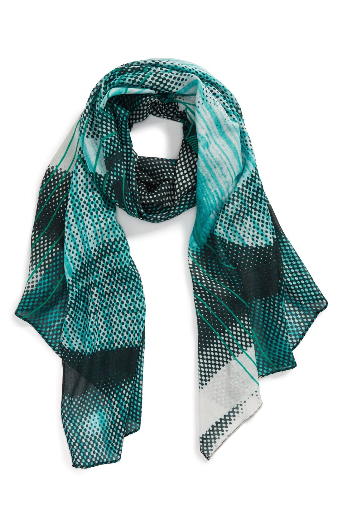 Alternate Image 1 Selected - Front Row Society 'Weft' Scarf