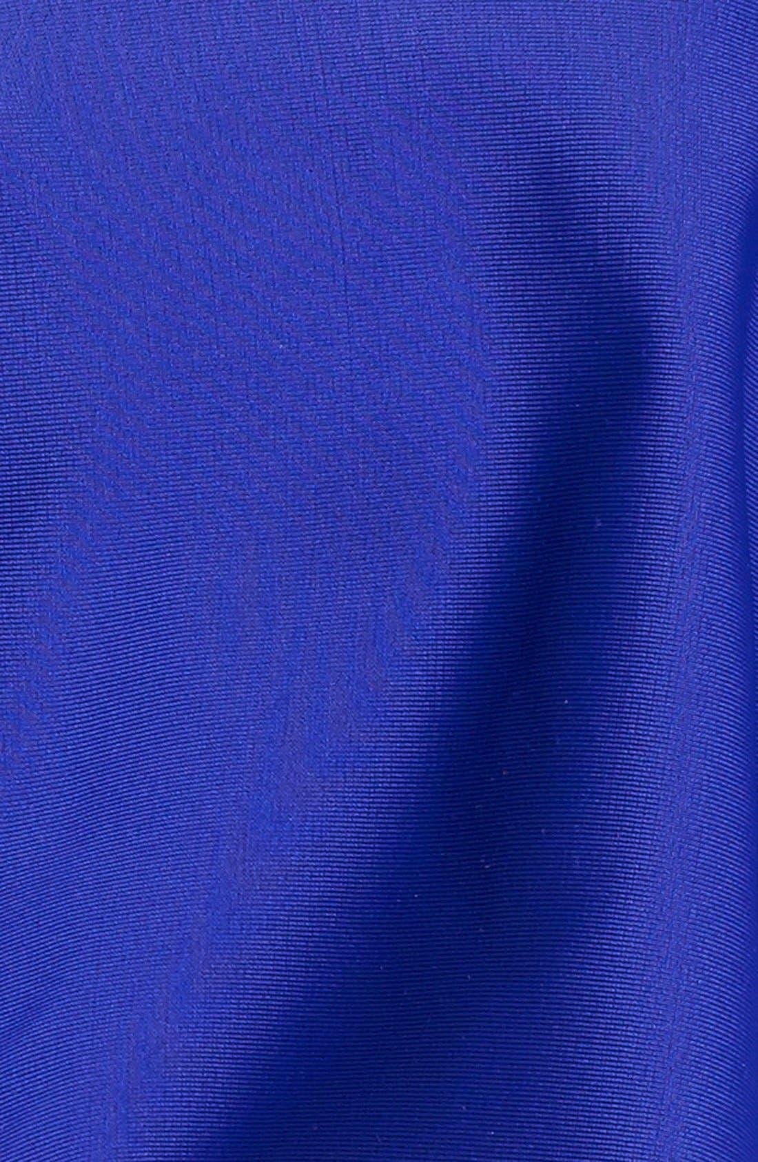 Alternate Image 5  - O'Neill 'Salt Water Solids' Ruffled Bandeau Bikini Top