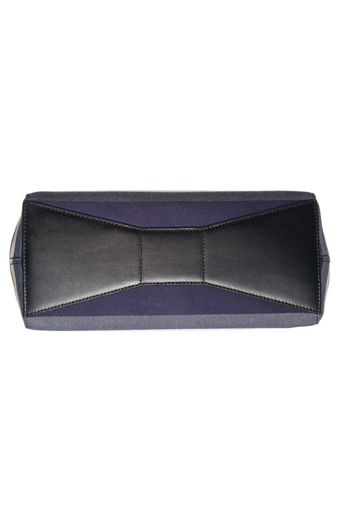 Alternate Image 5  - kate spade new york 'grove court - small leslie' stripe satchel