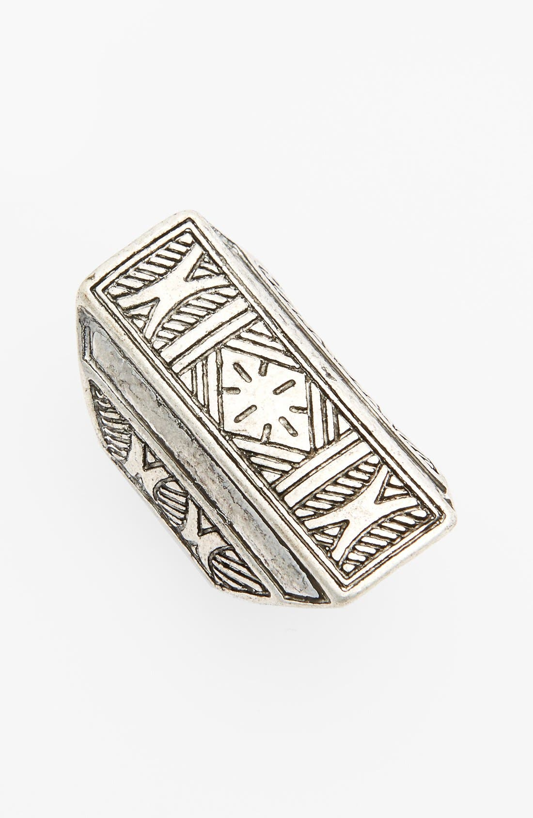 Alternate Image 1 Selected - Spring Street Shield Ring