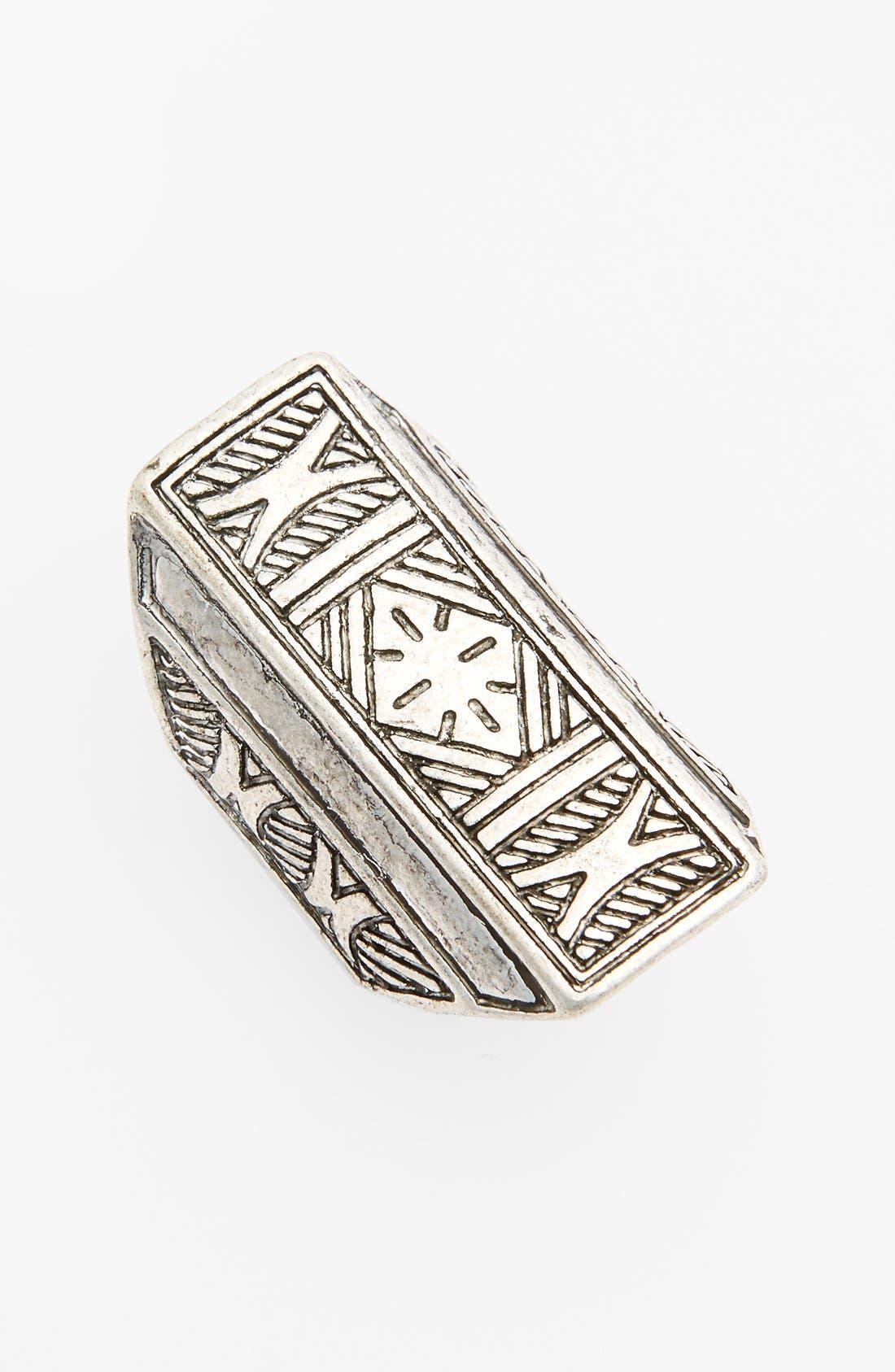 Main Image - Spring Street Shield Ring