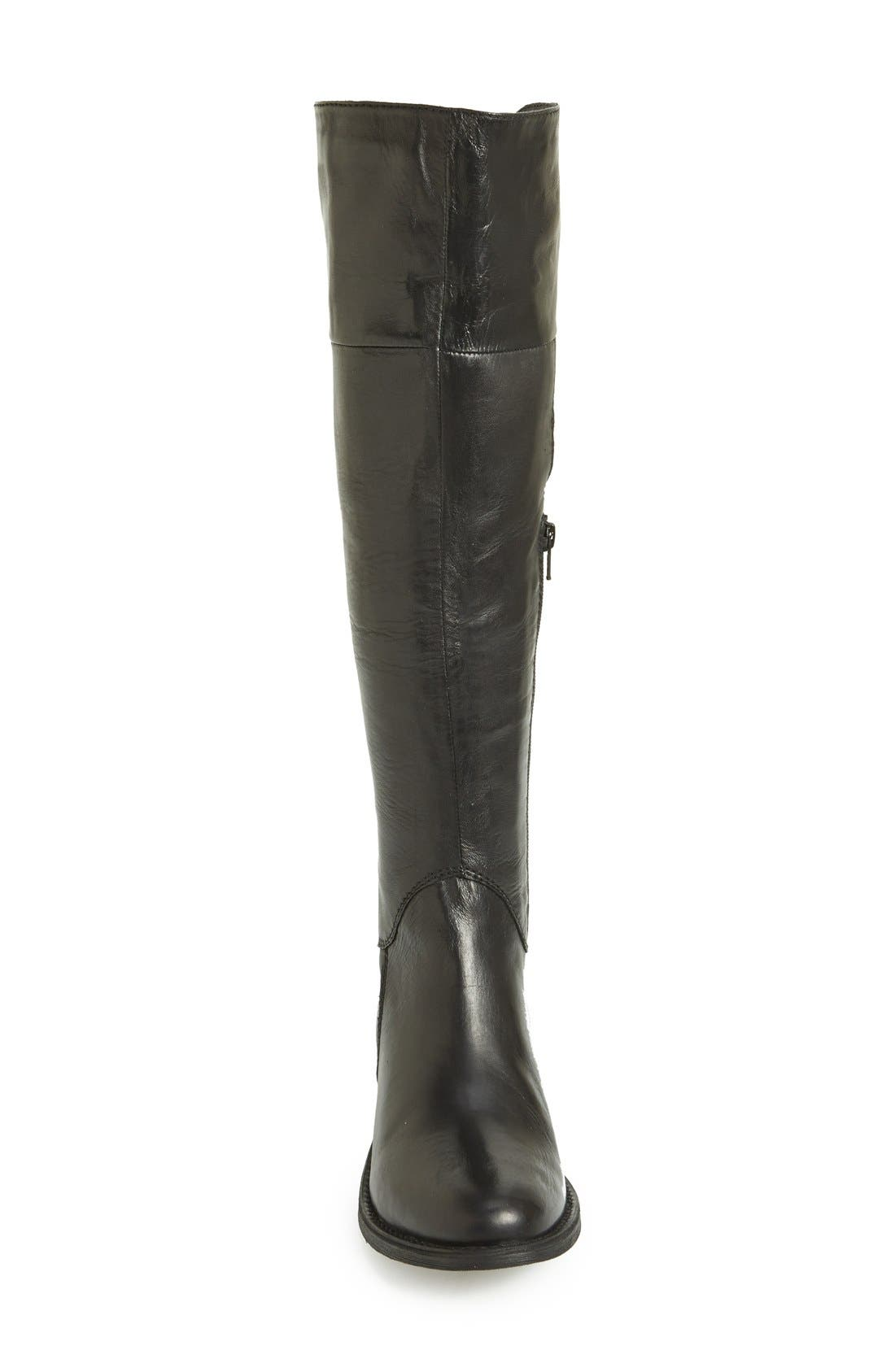 Alternate Image 3  - Steve Madden 'Nerves' Over the Knee Leather Boot (Women)