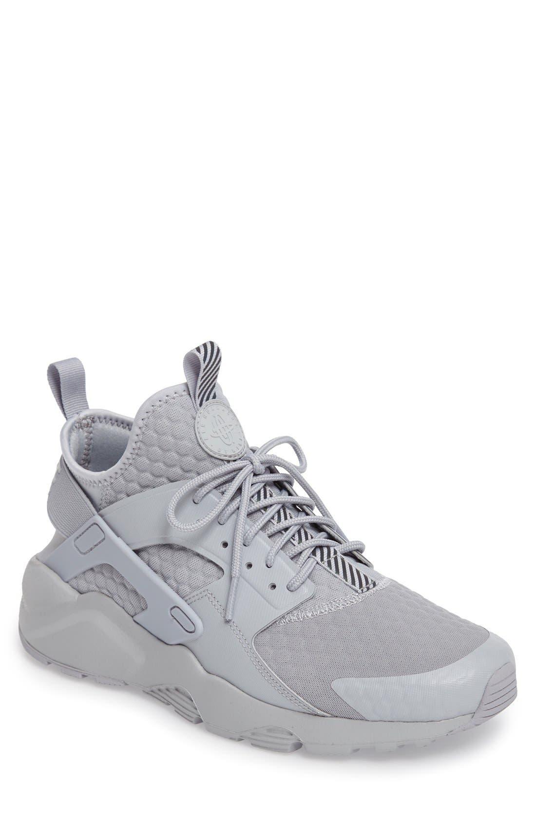 Alternate Image 1 Selected - Nike Huarache Run Ultra SE Premium Sneaker (Men)