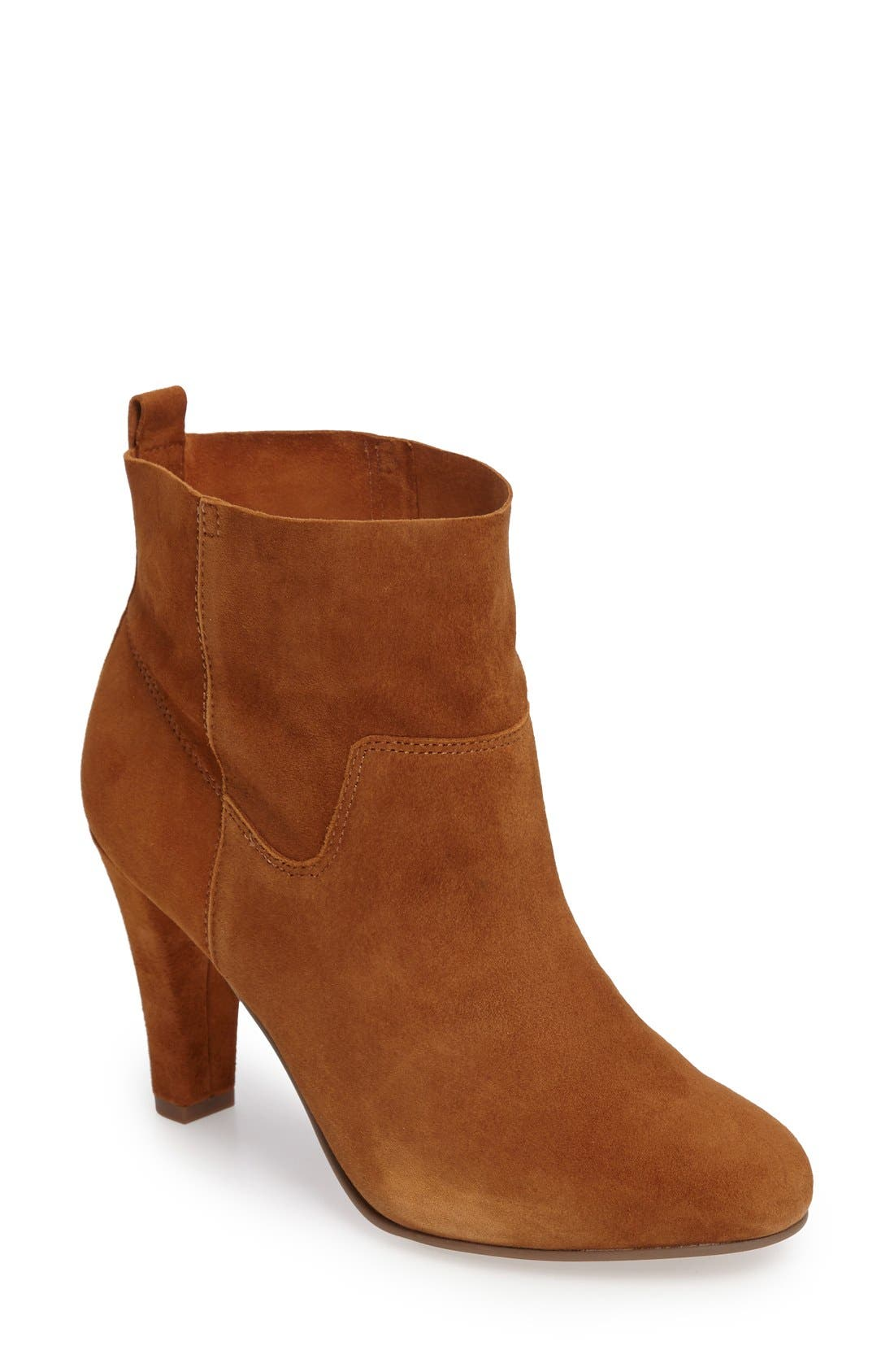 Sole Society Laurel Slightly Slouchy Bootie (Women)