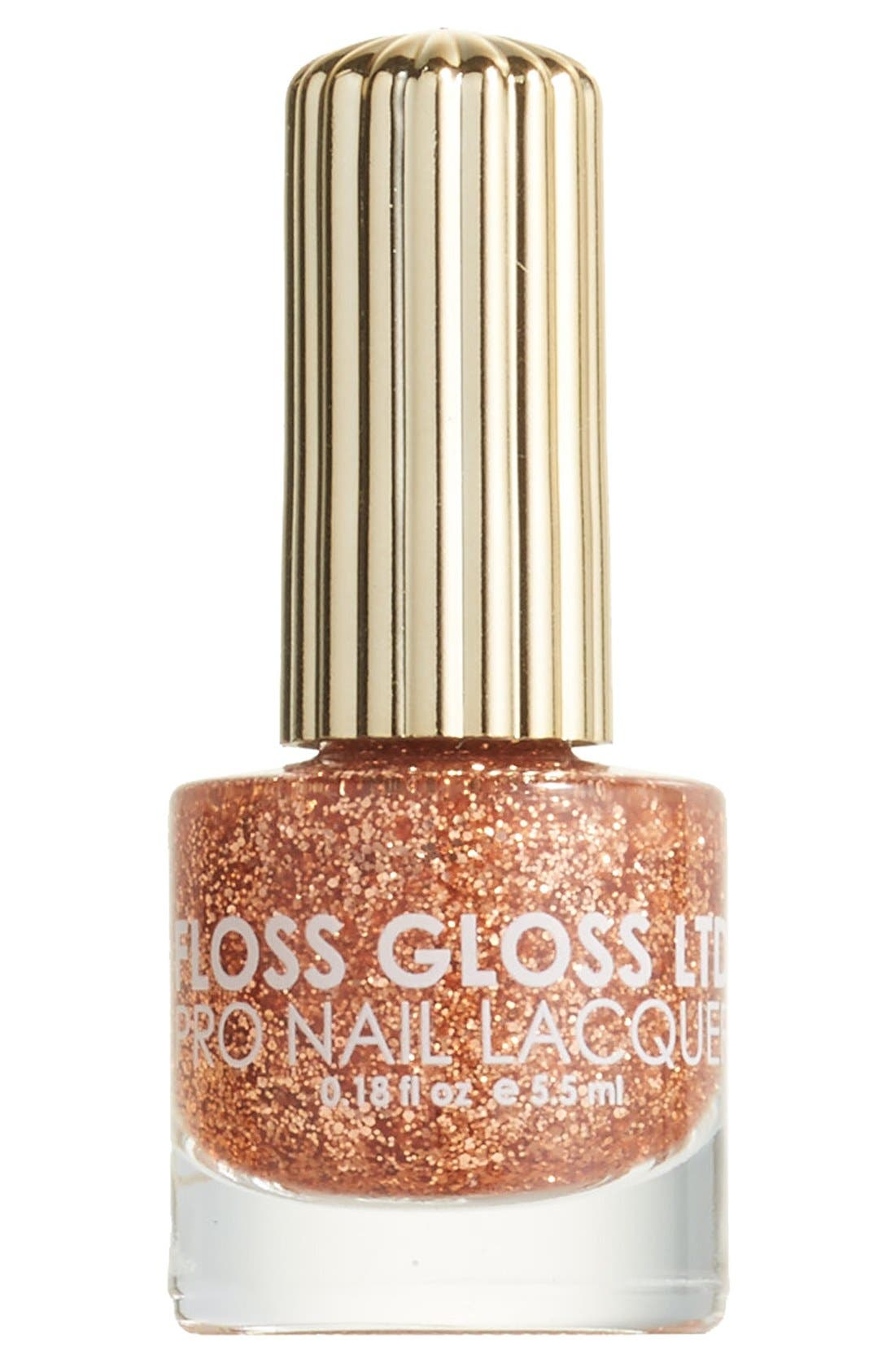 Alternate Image 3  - Floss Gloss Holiday Set of 4 Nail Lacquers
