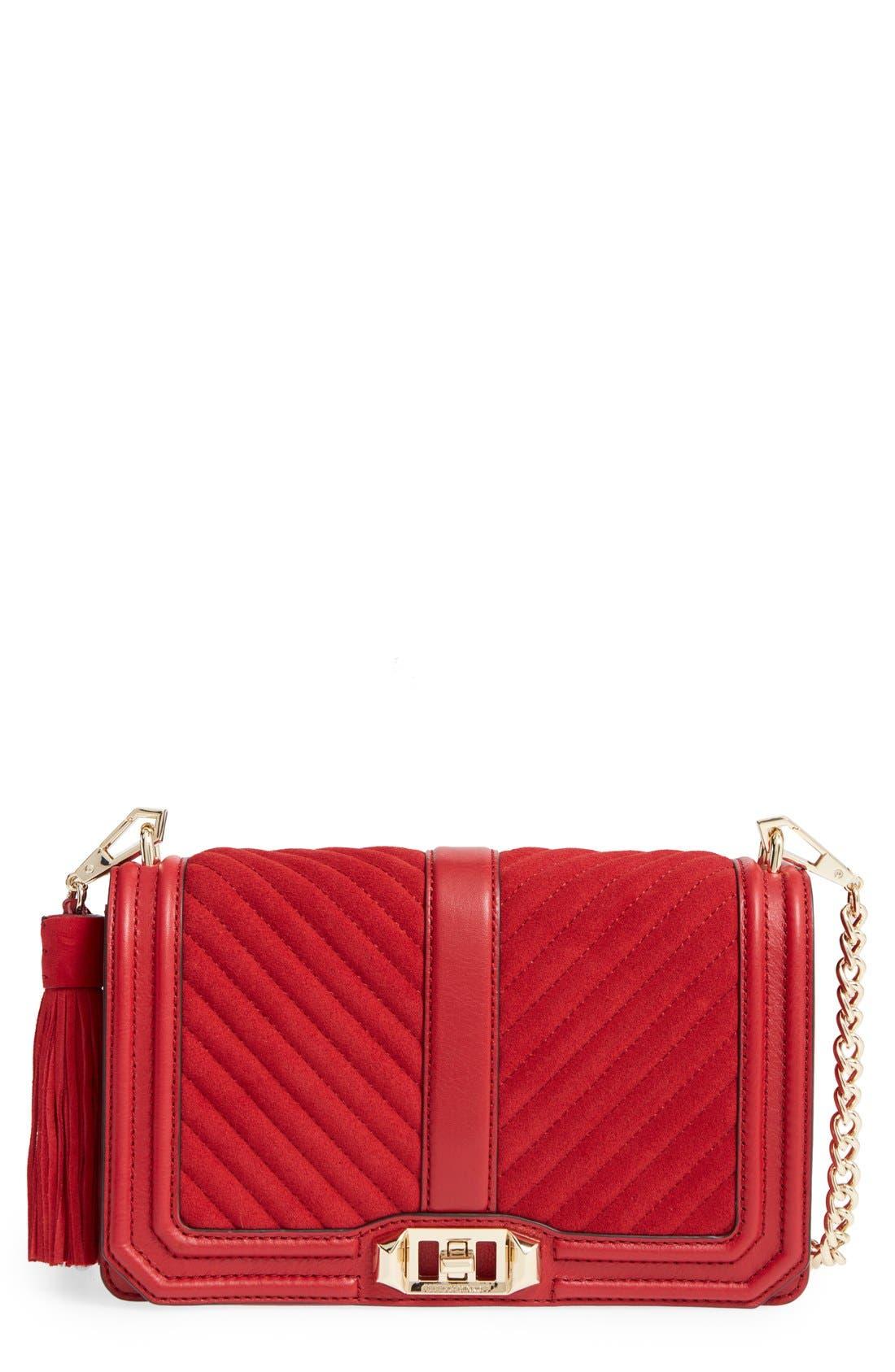 Alternate Image 1 Selected - Rebecca Minkoff Love Crossbody Bag