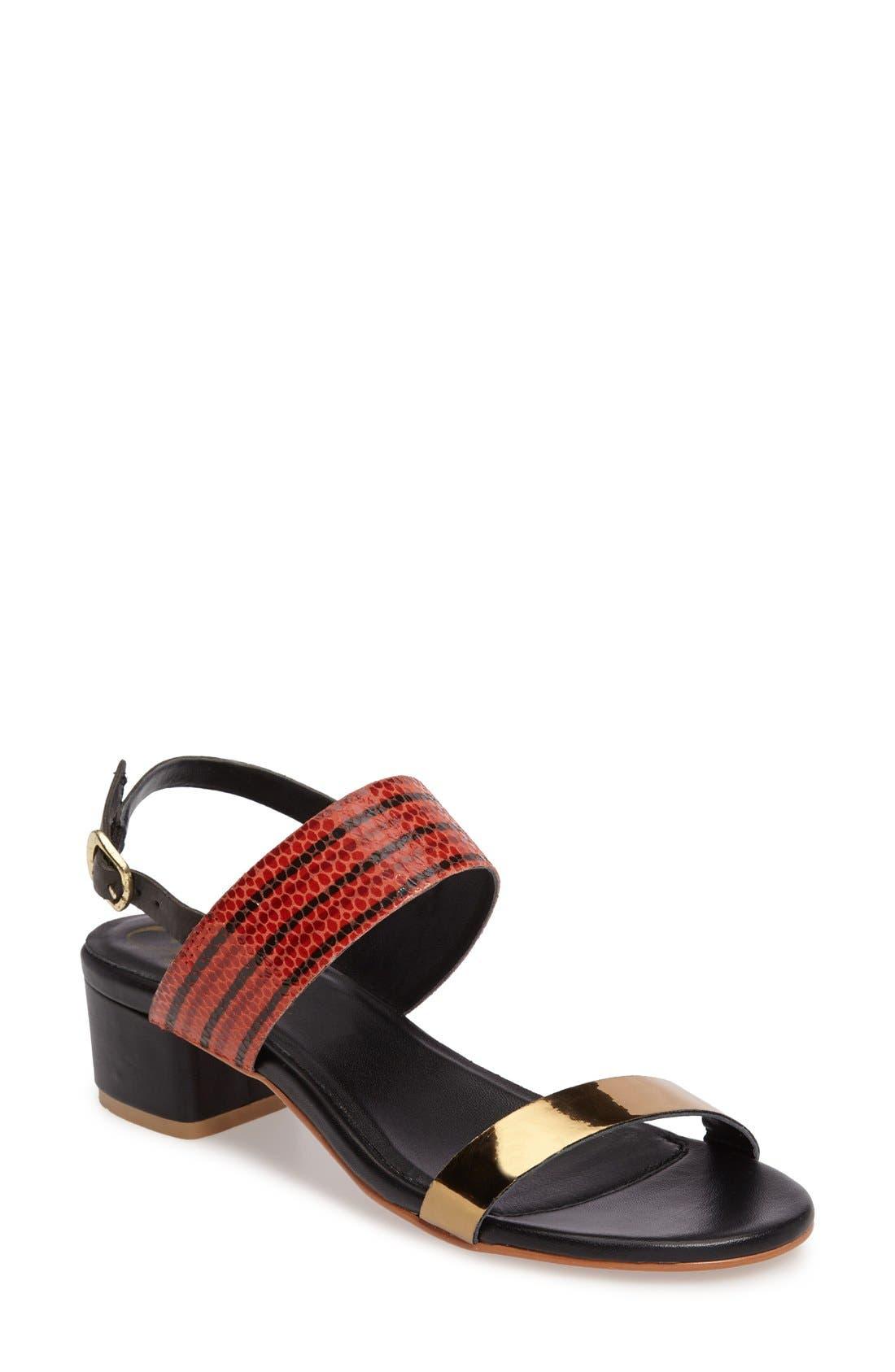 CALLISTO Mishka Slingback Sandal