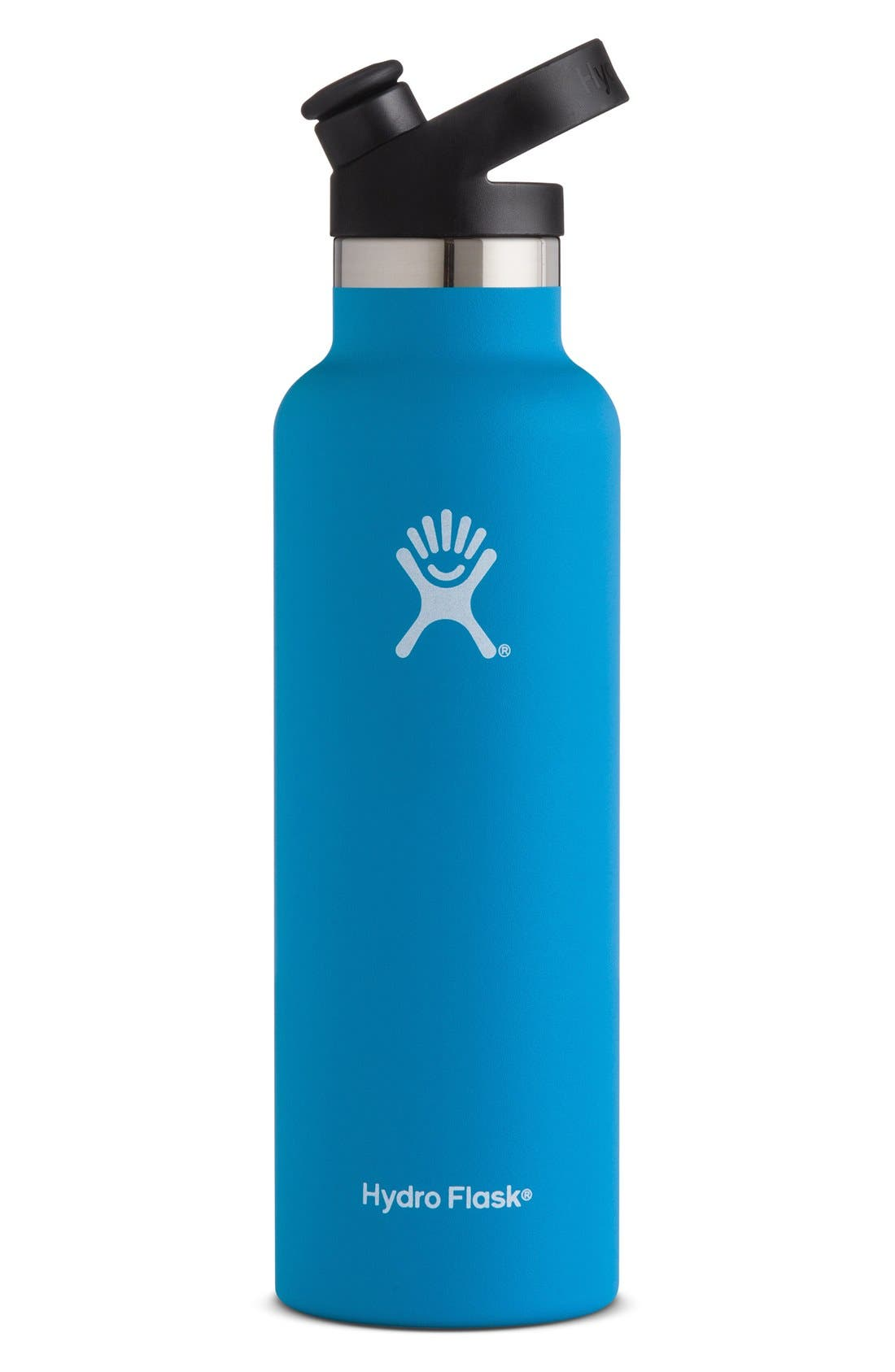 Hydro Flask 21-Ounce Standard Mouth Bottle with Sport Cap