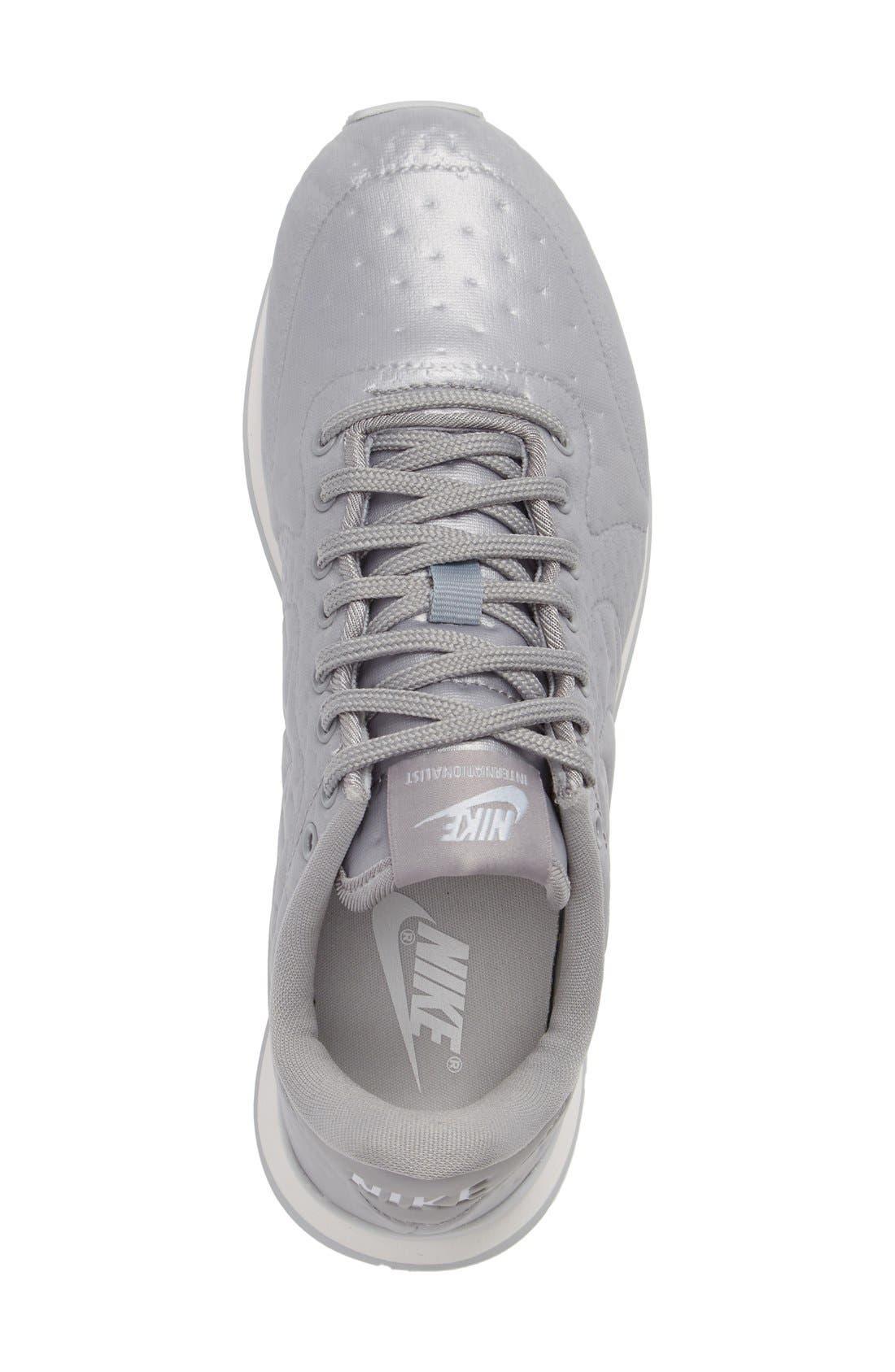 Alternate Image 3  - Nike Internationalist Sneaker (Women)