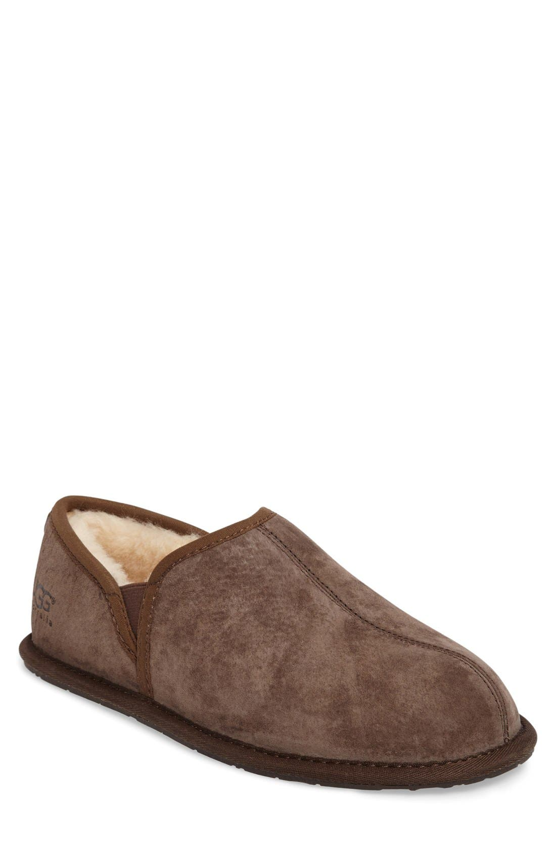 Alternate Image 1 Selected - UGG® 'Scuff Romeo II' Slipper (Men)