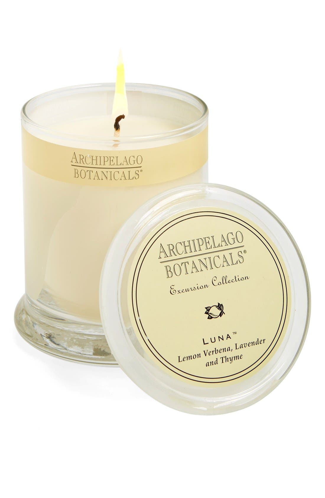 ARCHIPELAGO BOTANICALS 'Excursion' Glass Jar Candle