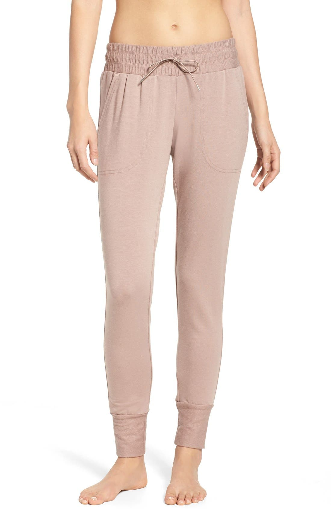 Alternate Image 1 Selected - Free People FP Movement Skinny Sweat Jogger Pants