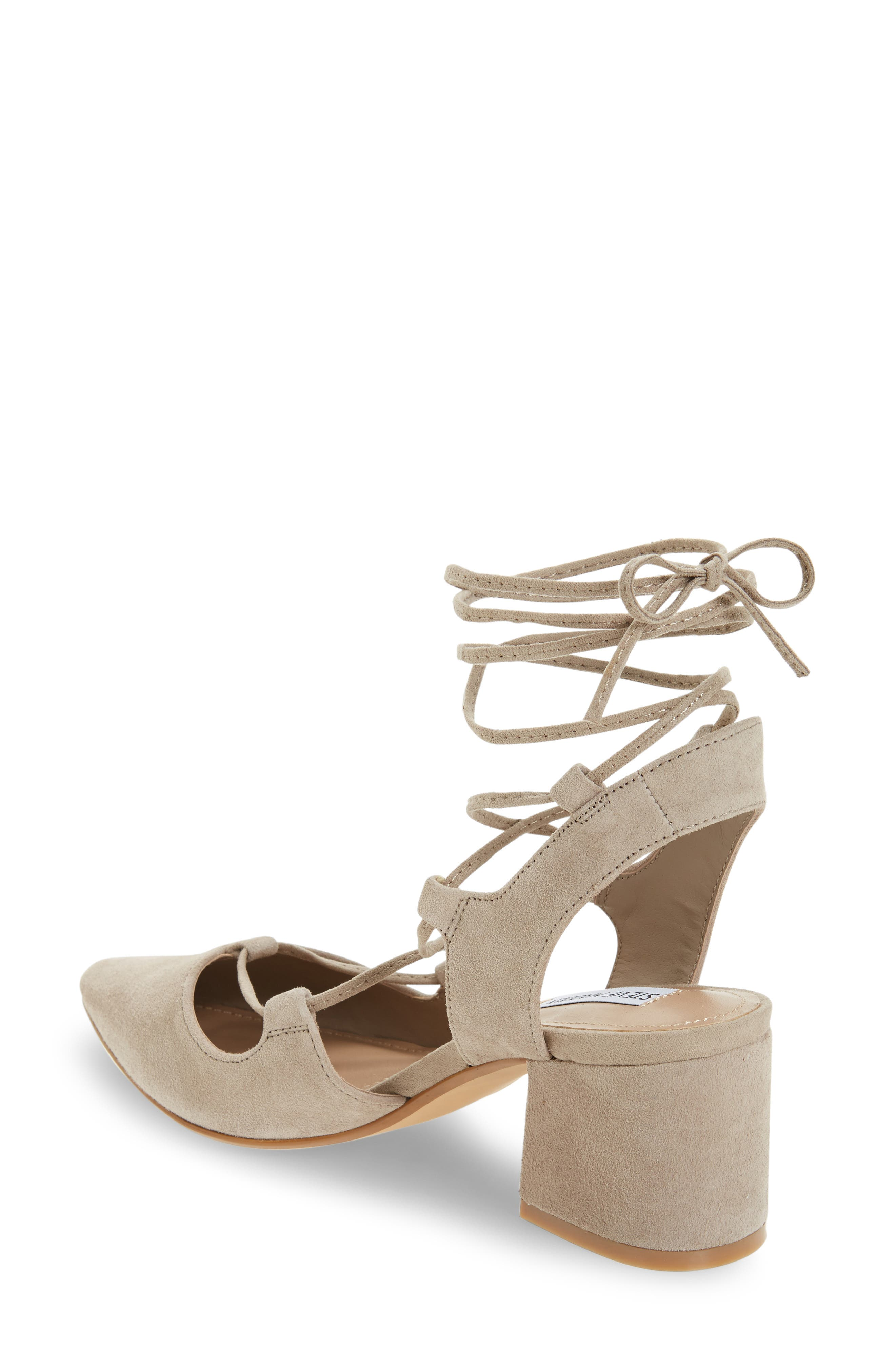 Alternate Image 2  - Steve Madden Davit Lace-Up Pump (Women)