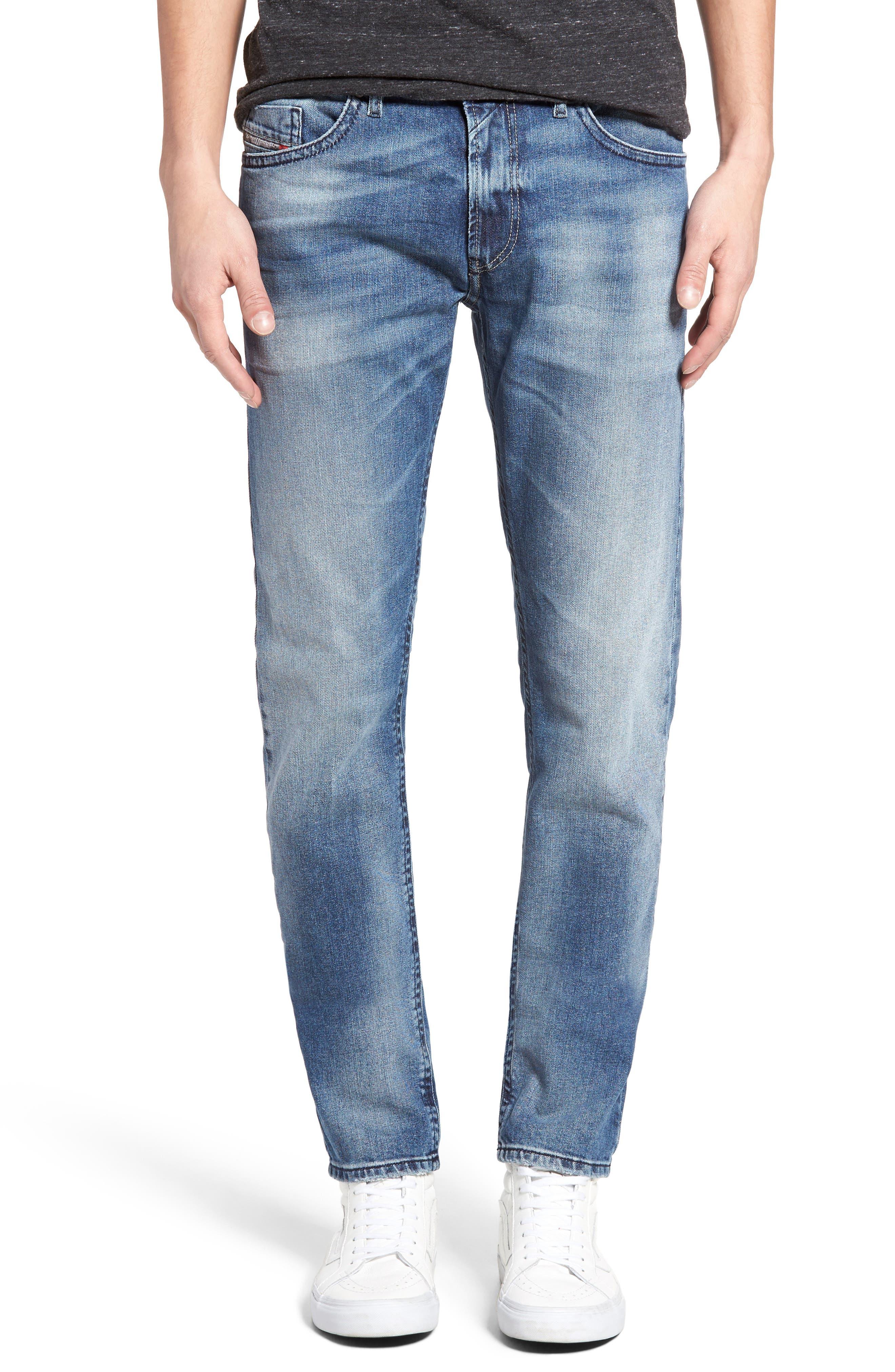 DIESEL® Thommer Skinny Fit Jeans (0853P)