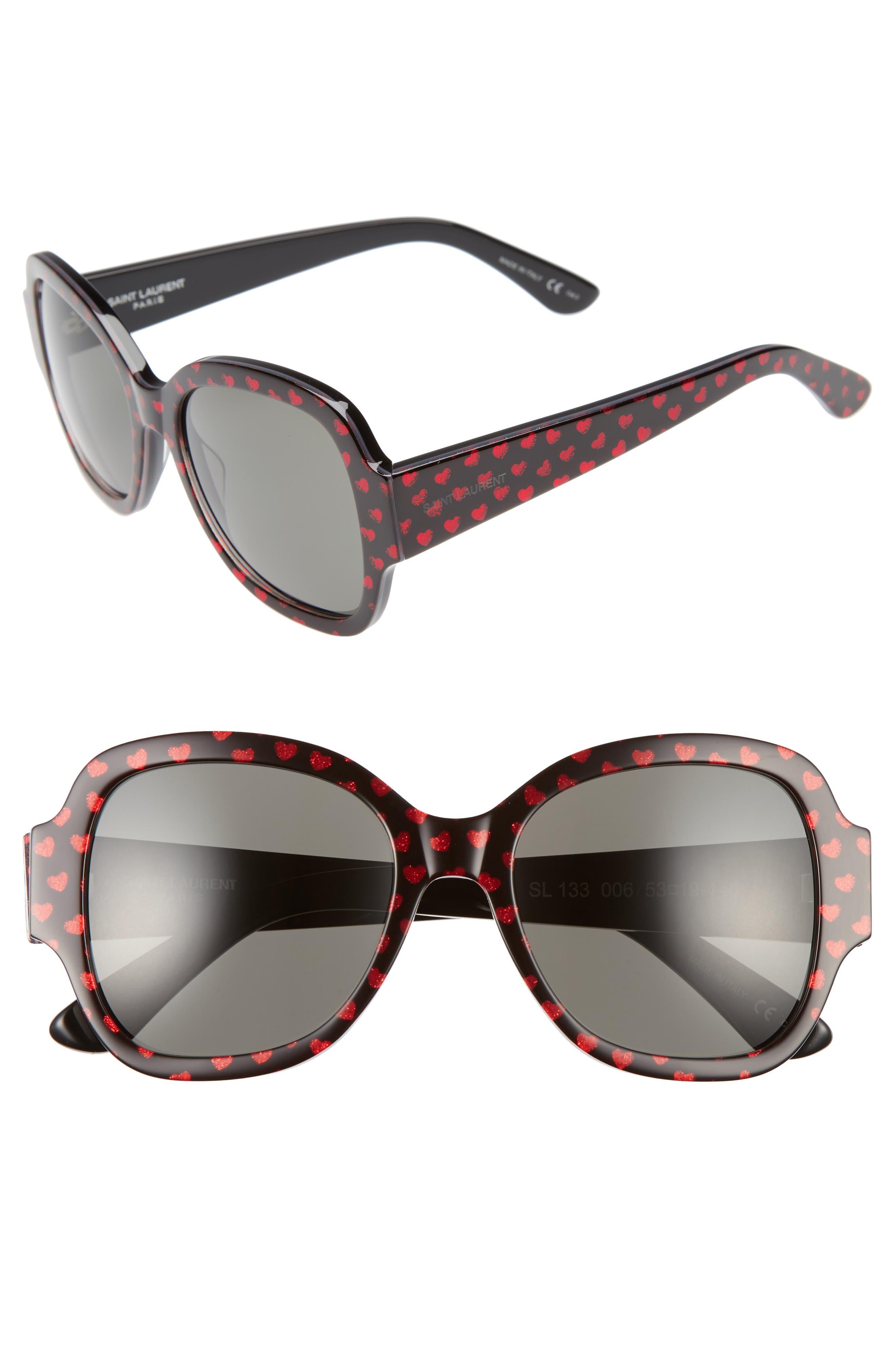 Saint Laurent 53mm Sunglasses