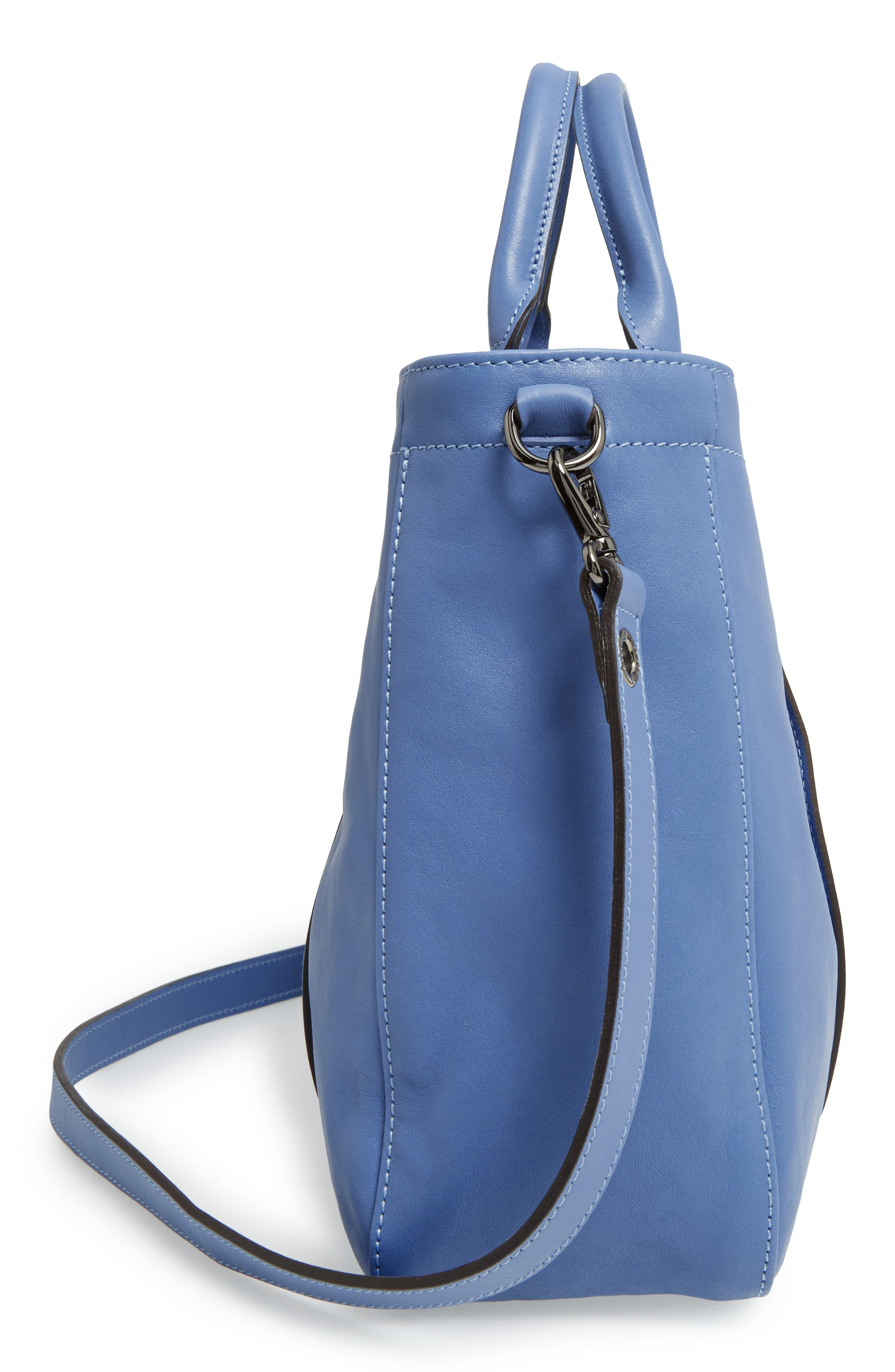 Alternate Image 3  - Longchamp '3D - Small' Leather Tote