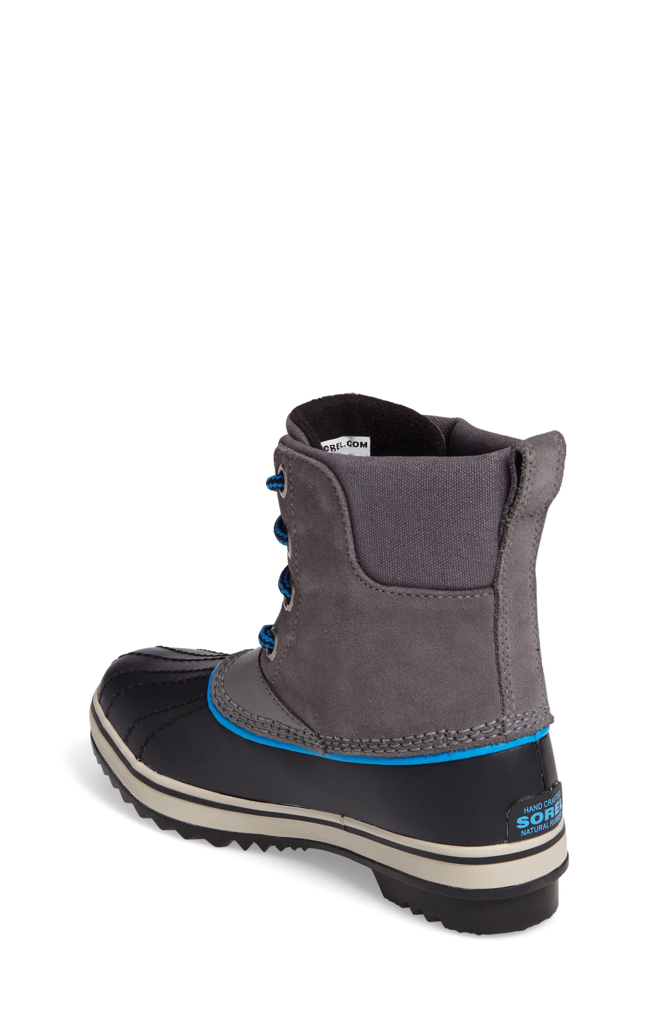 Alternate Image 2  - SOREL 'Slimpack II' Waterproof Boot (Little Kid & Big Kid)