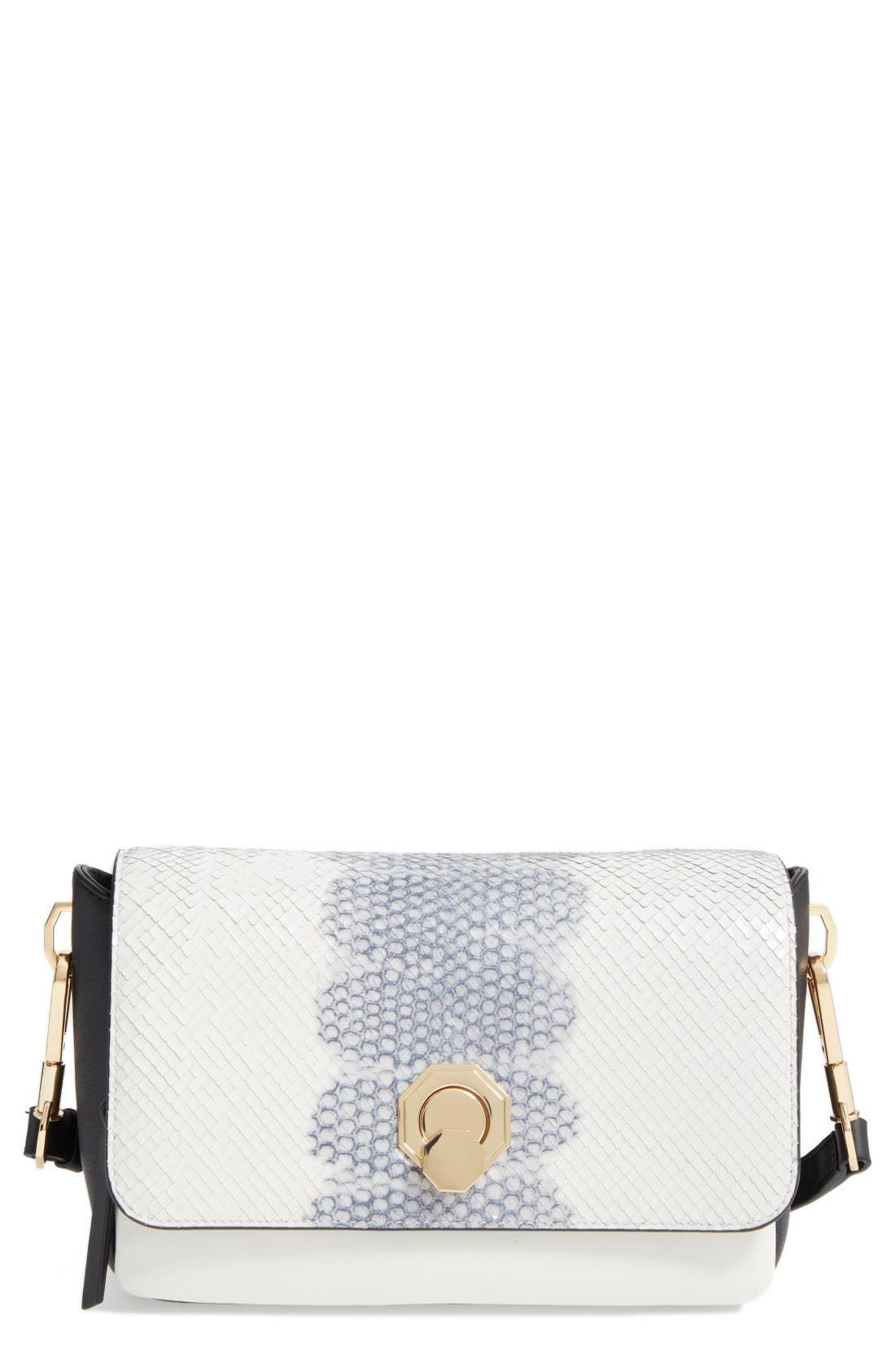 Alternate Image 1 Selected - Louise et Cie 'Small Alis' Leather Crossbody Bag