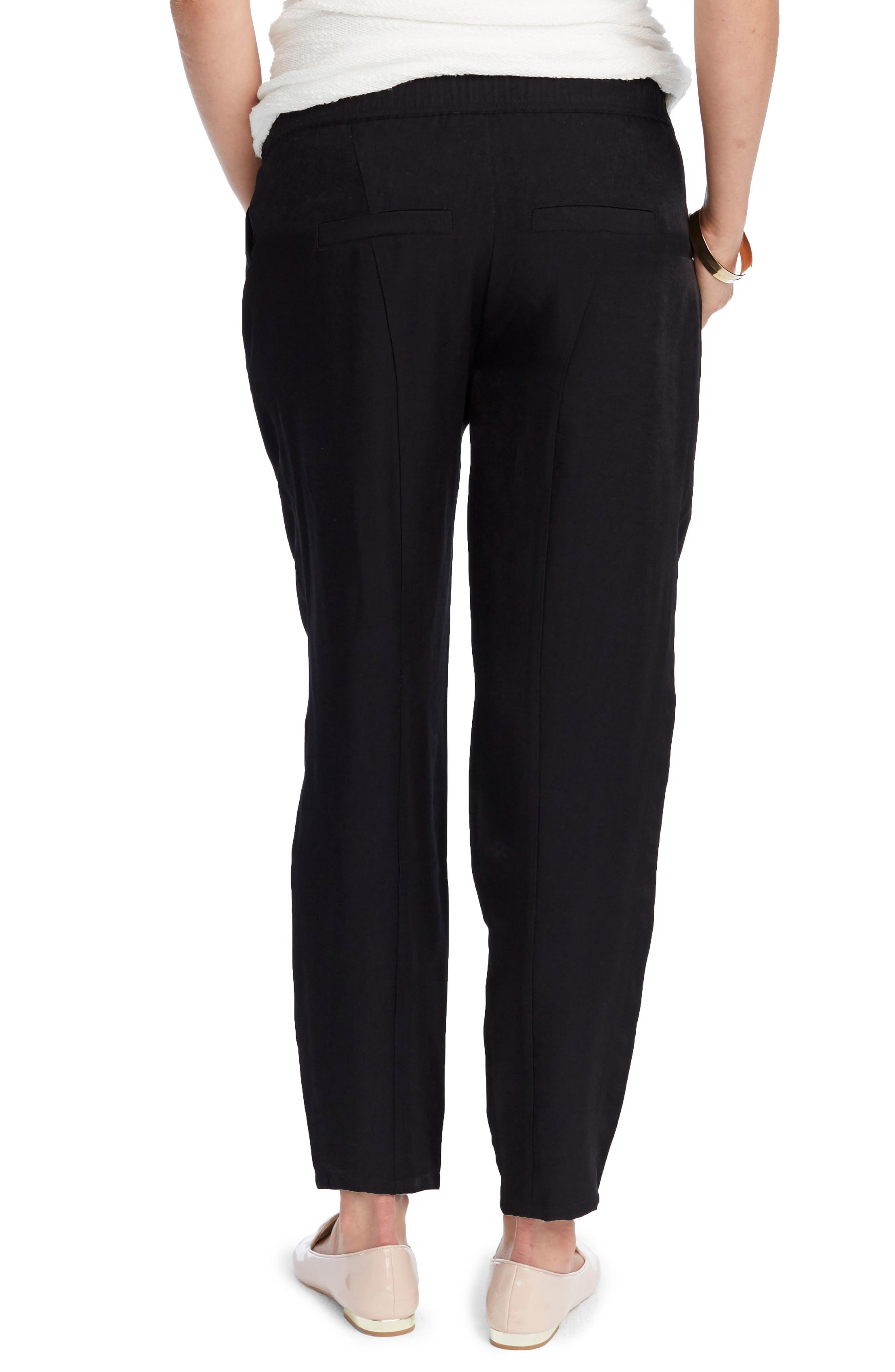 Alternate Image 2  - Rosie Pope Willow Maternity Pants