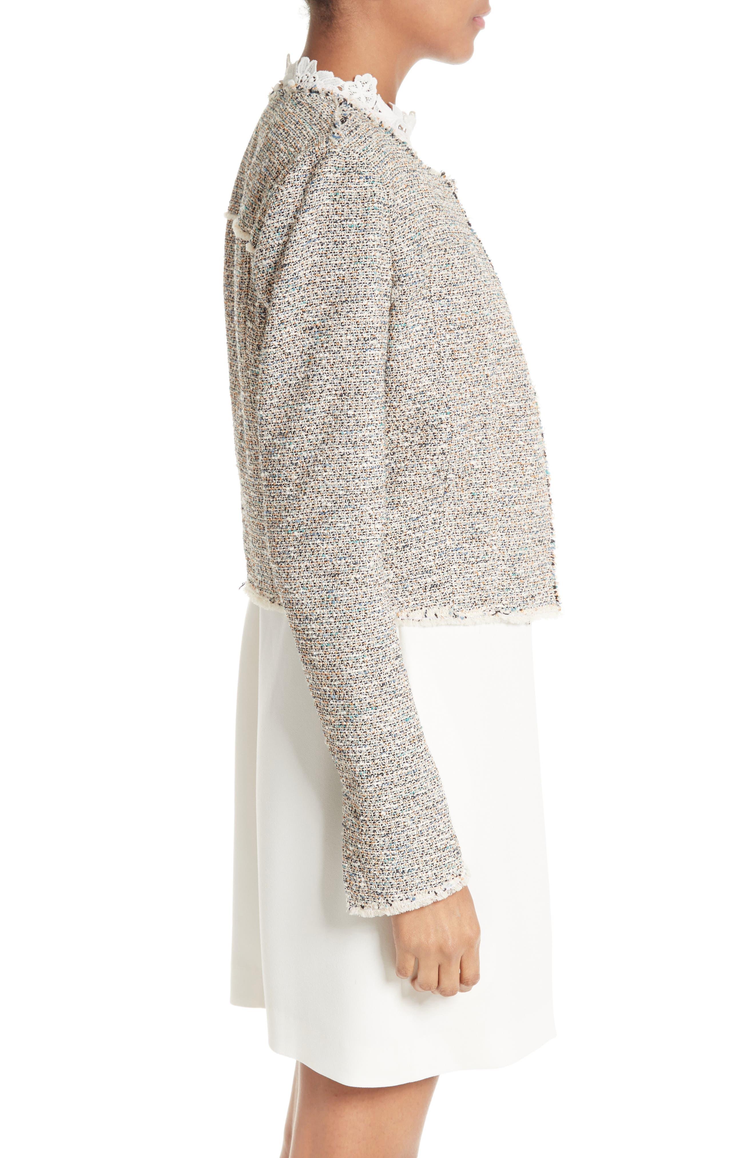 Alternate Image 3  - Theory Ualana Tweed Jacket