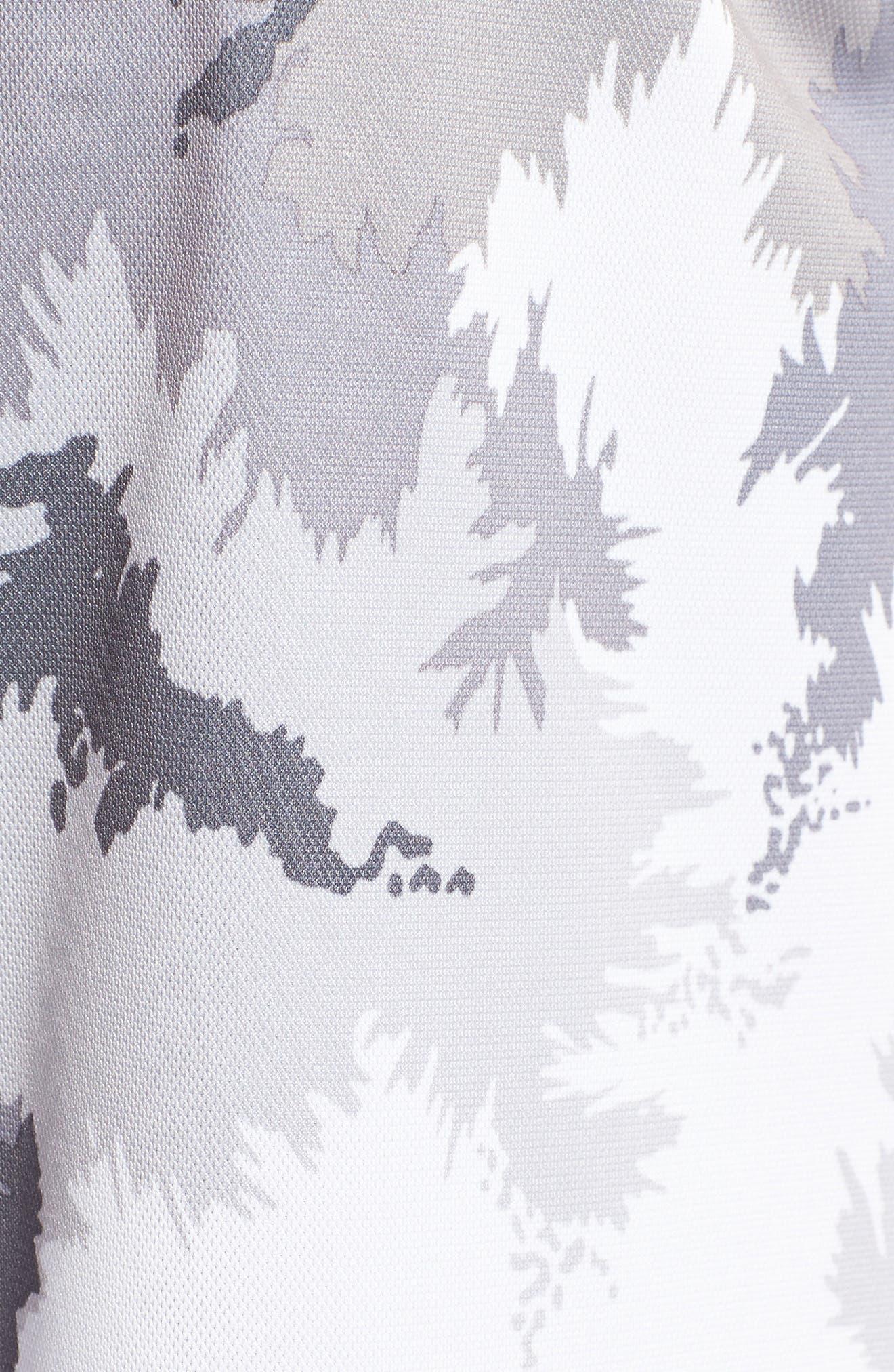 Alternate Image 5  - Nike 'Hyperspeed Topo Buzz' Camo Print Dri-FIT Athletic Shorts