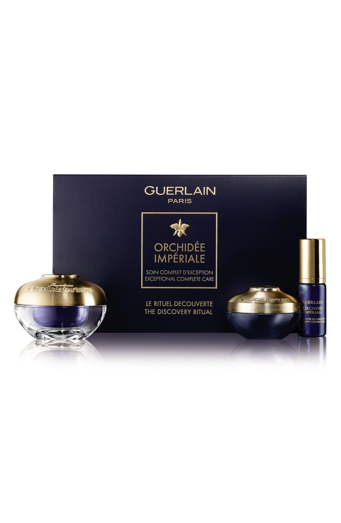 Guerlain Orchidée Impériale Discovery Set