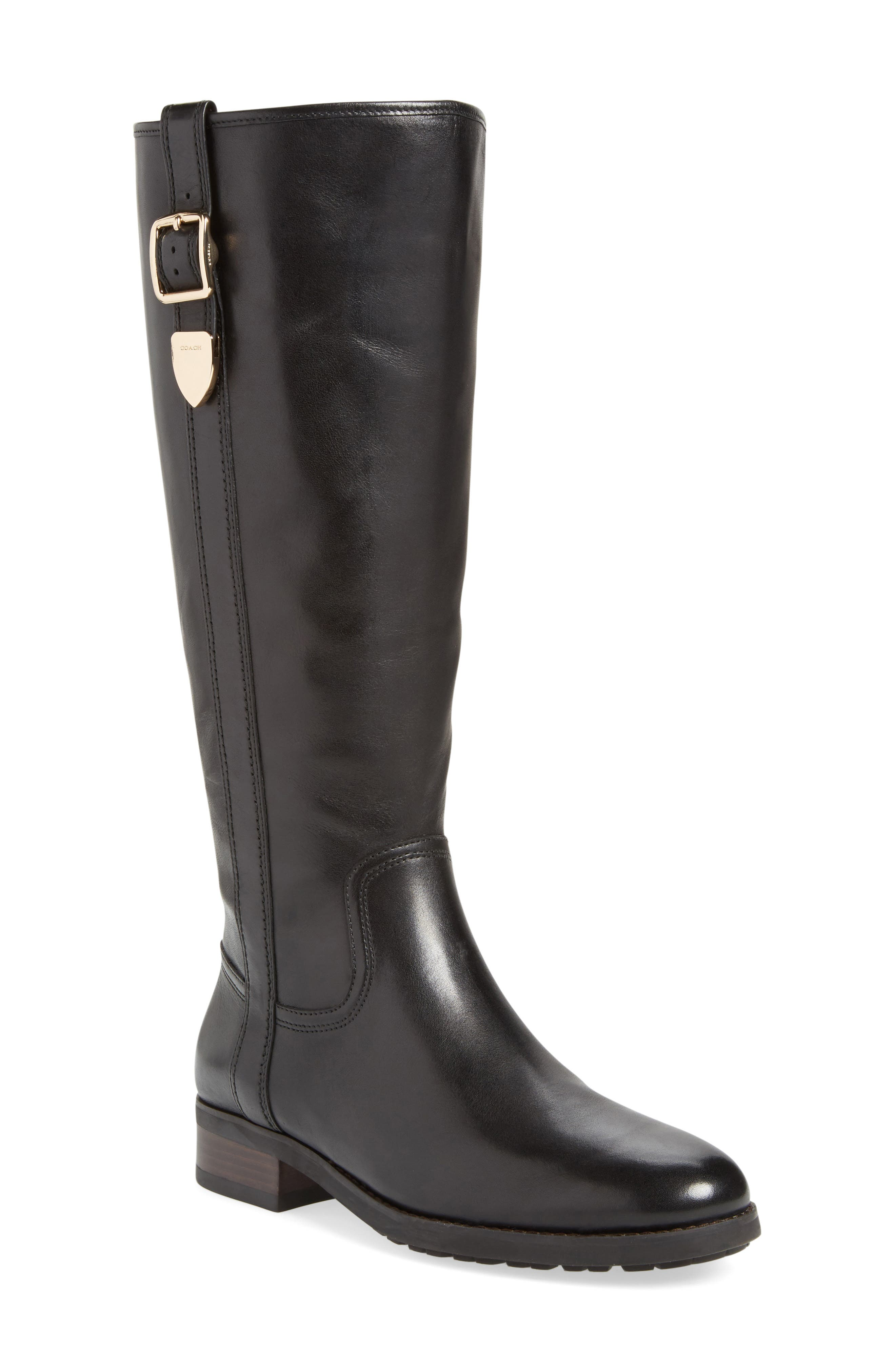 Main Image - COACH 'Easton' Tall Boot (Women)